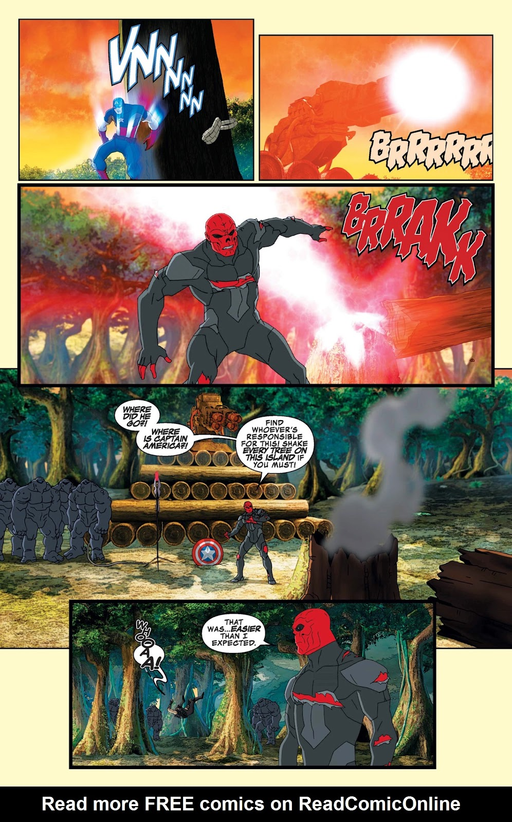 Read online Marvel Universe Avengers Assemble Season 2 comic -  Issue #9 - 19
