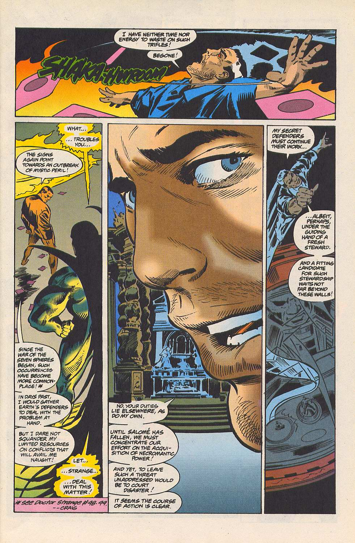 Read online Secret Defenders comic -  Issue #15 - 4