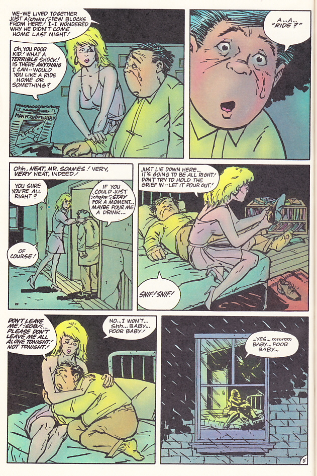 Read online Twisted Tales (1987) comic -  Issue # Full - 37