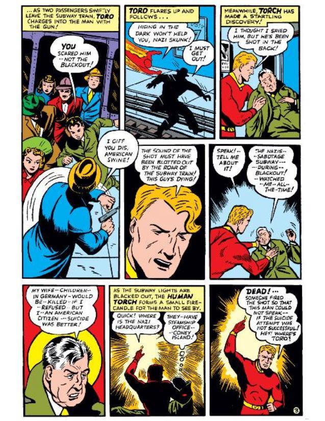 Read online All-Winners Comics comic -  Issue #5 - 6