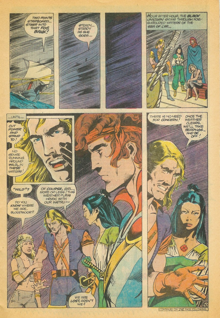 Read online Arion, Lord of Atlantis comic -  Issue #21 - 11