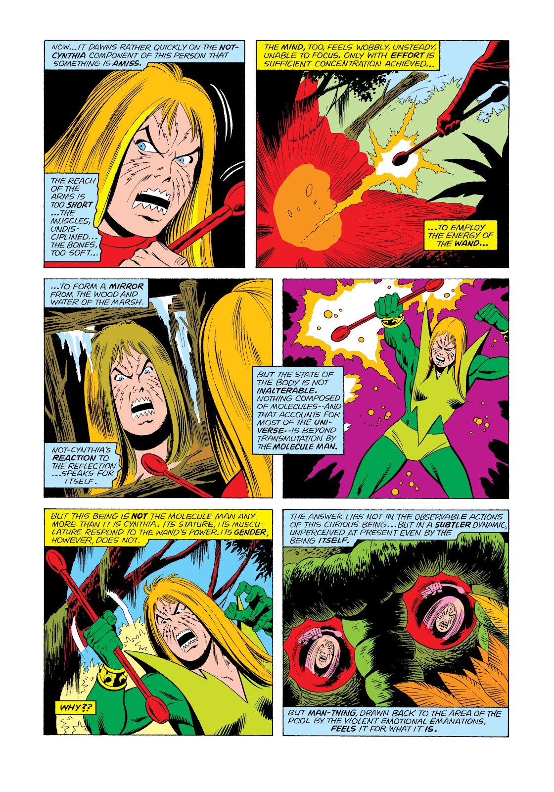 Read online Marvel Masterworks: The Invincible Iron Man comic -  Issue # TPB 11 (Part 2) - 38