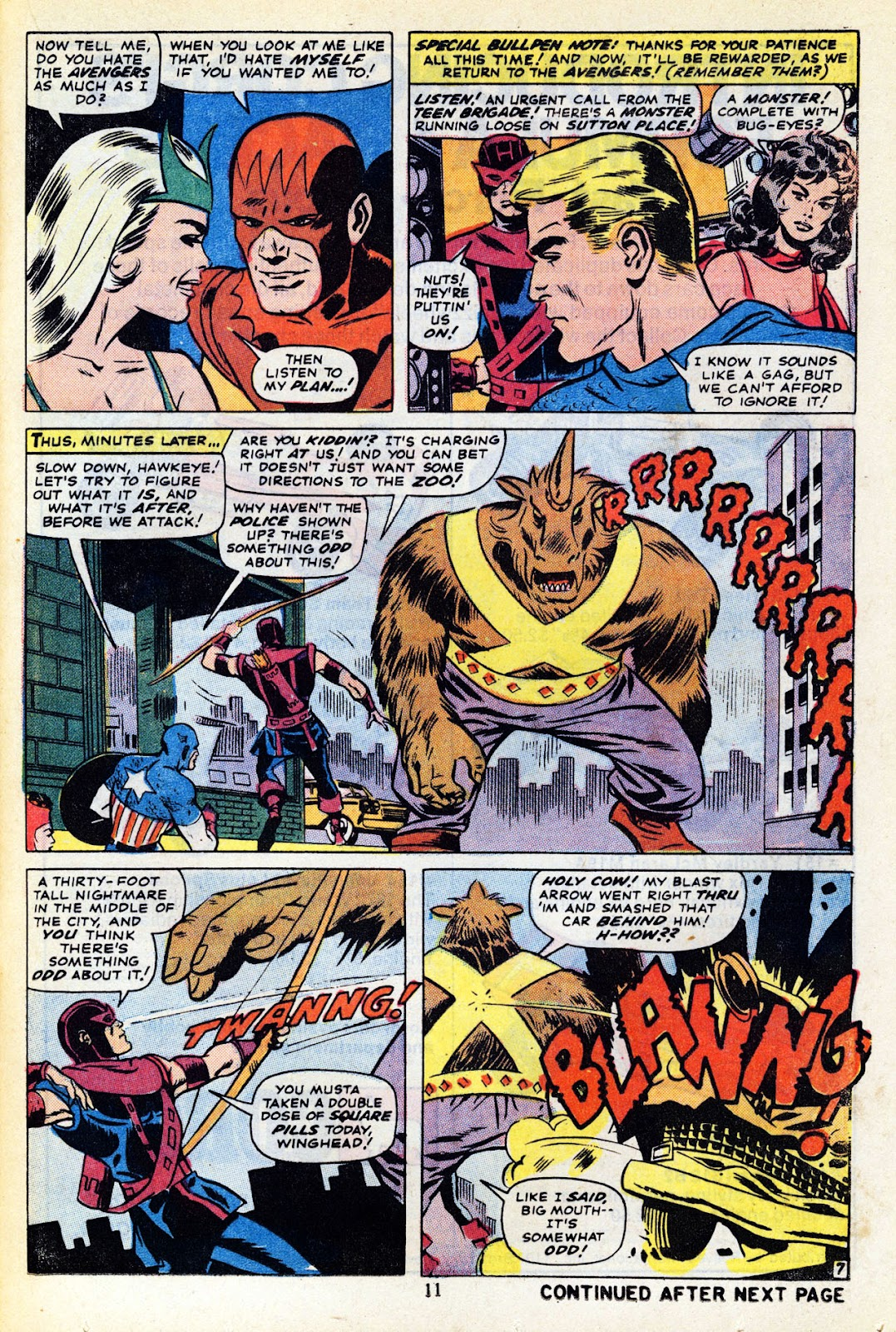 Marvel Triple Action (1972) issue 15 - Page 13