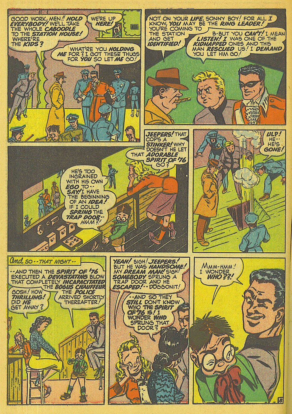Green Hornet Comics issue 32 - Page 23