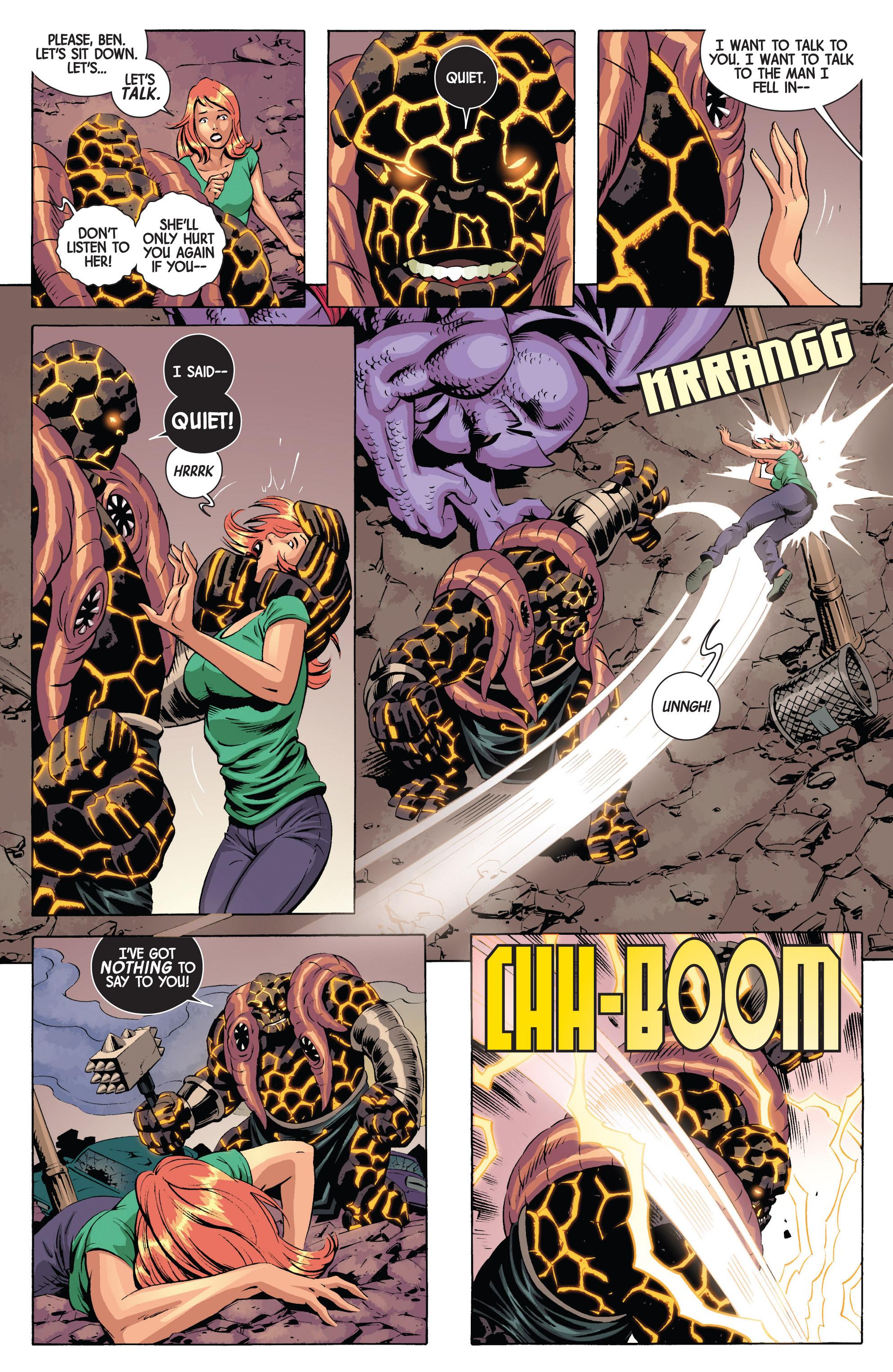 Read online Fear Itself: FF comic -  Issue # Full - 21