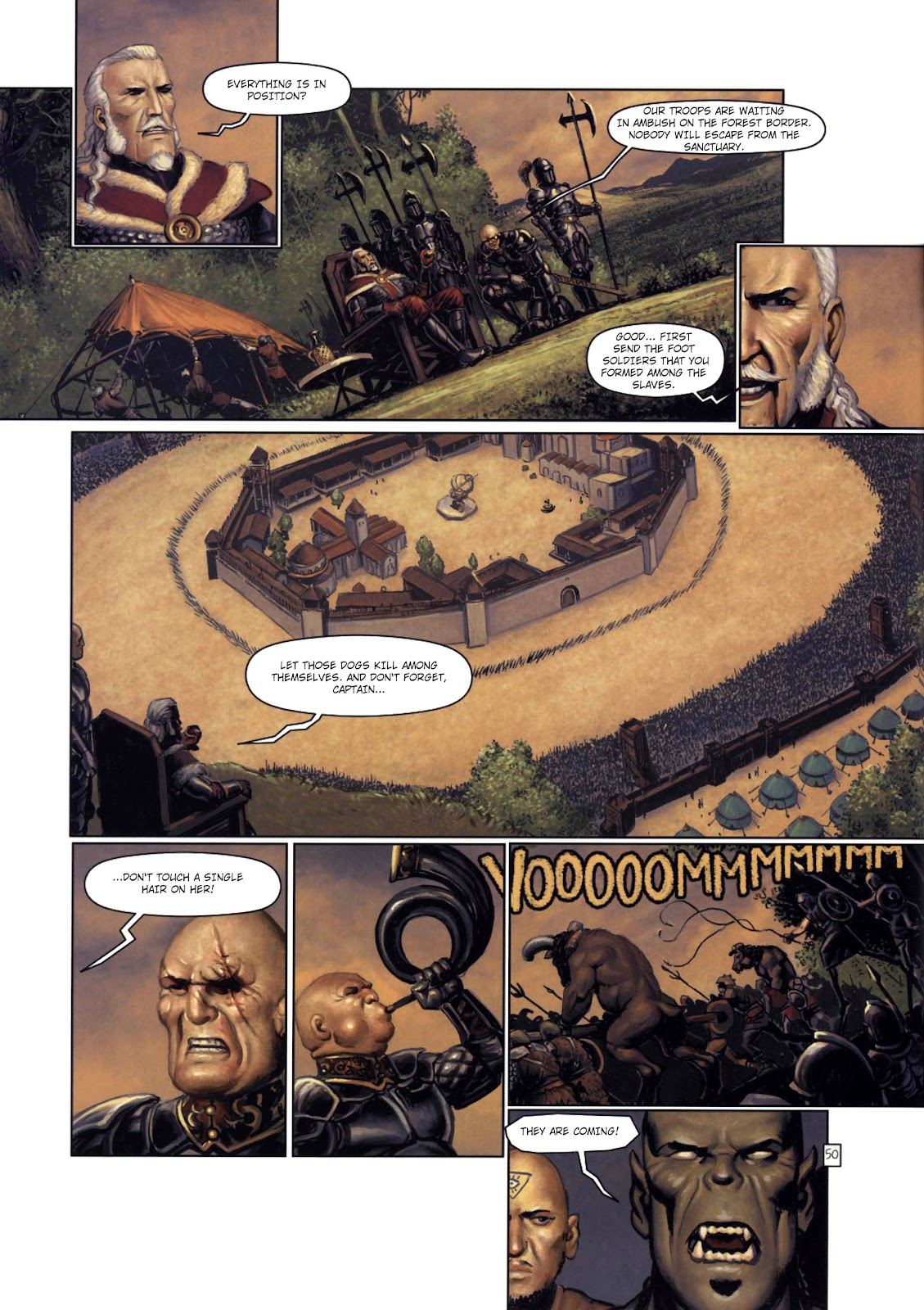 Read online Orks comic -  Issue #2 - 51