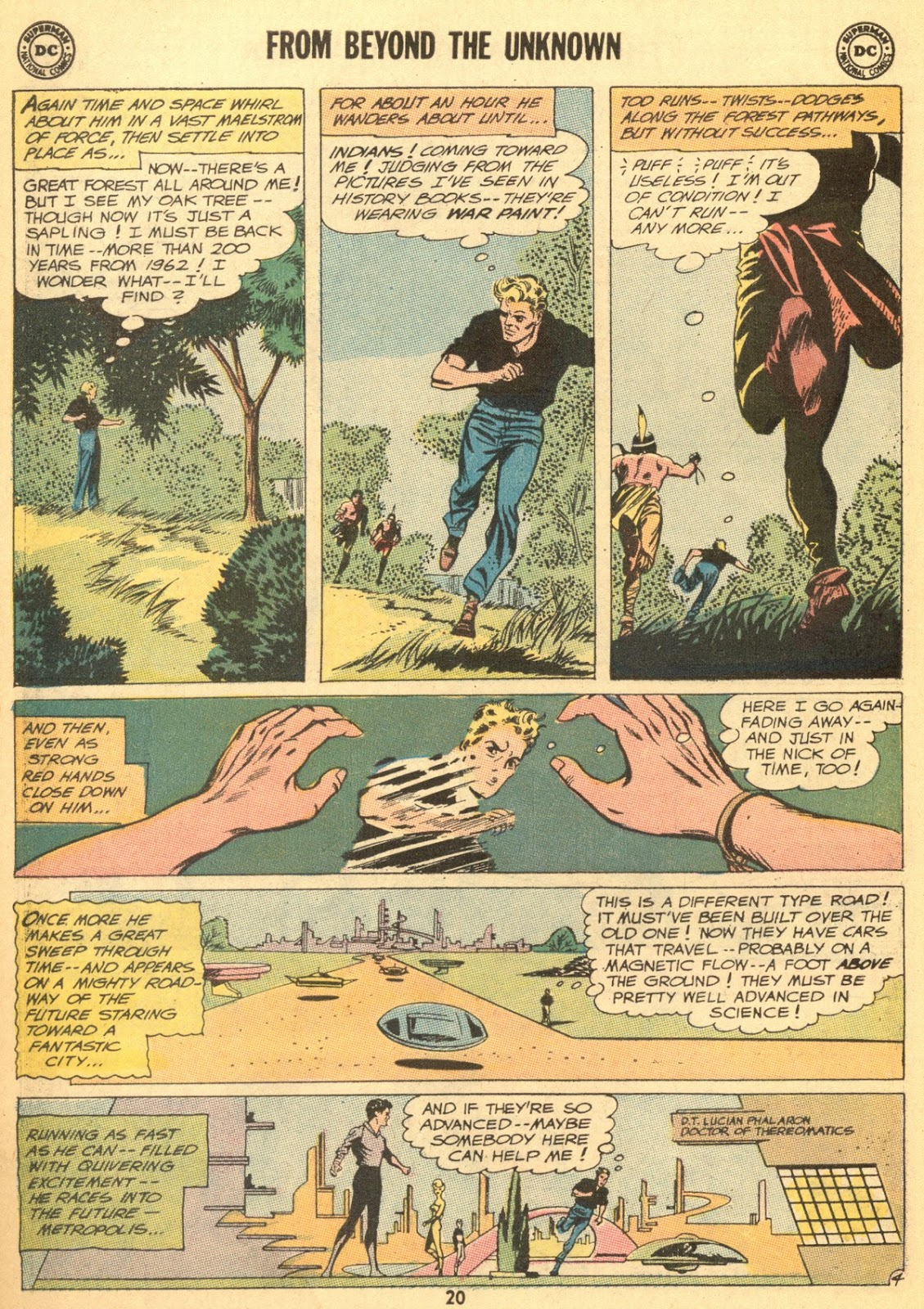 From Beyond the Unknown (1969) issue 9 - Page 22