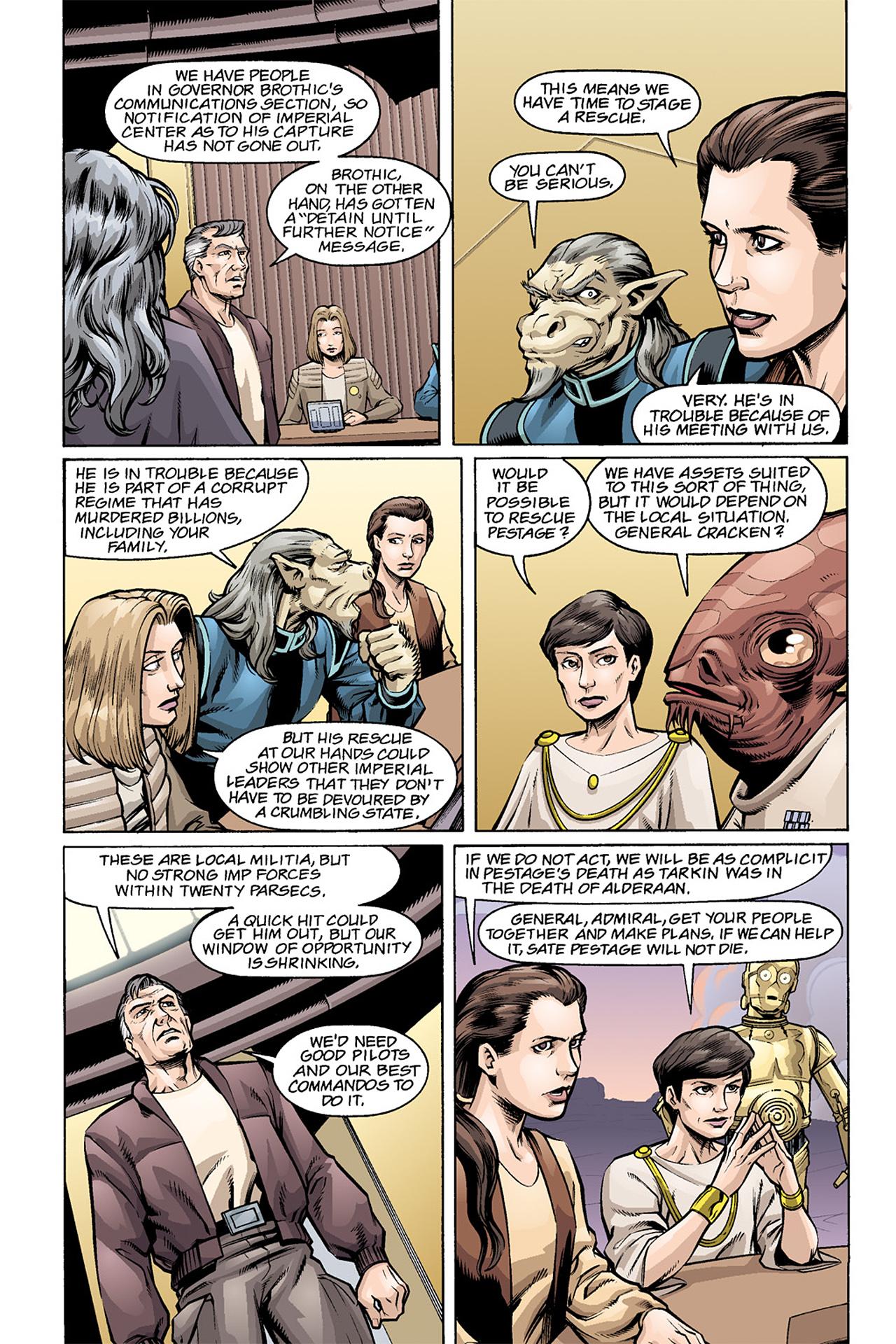 Read online Star Wars Omnibus comic -  Issue # Vol. 3 - 286