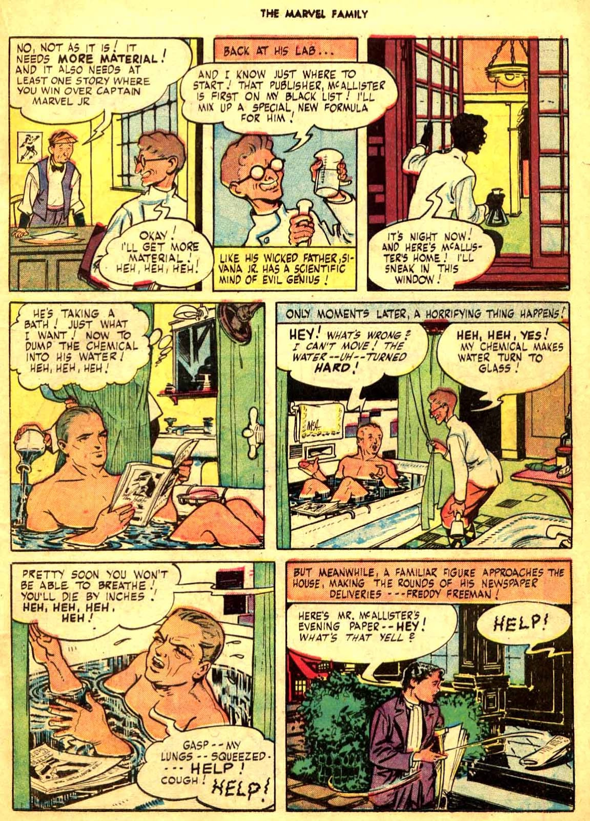 The Marvel Family issue 9 - Page 23