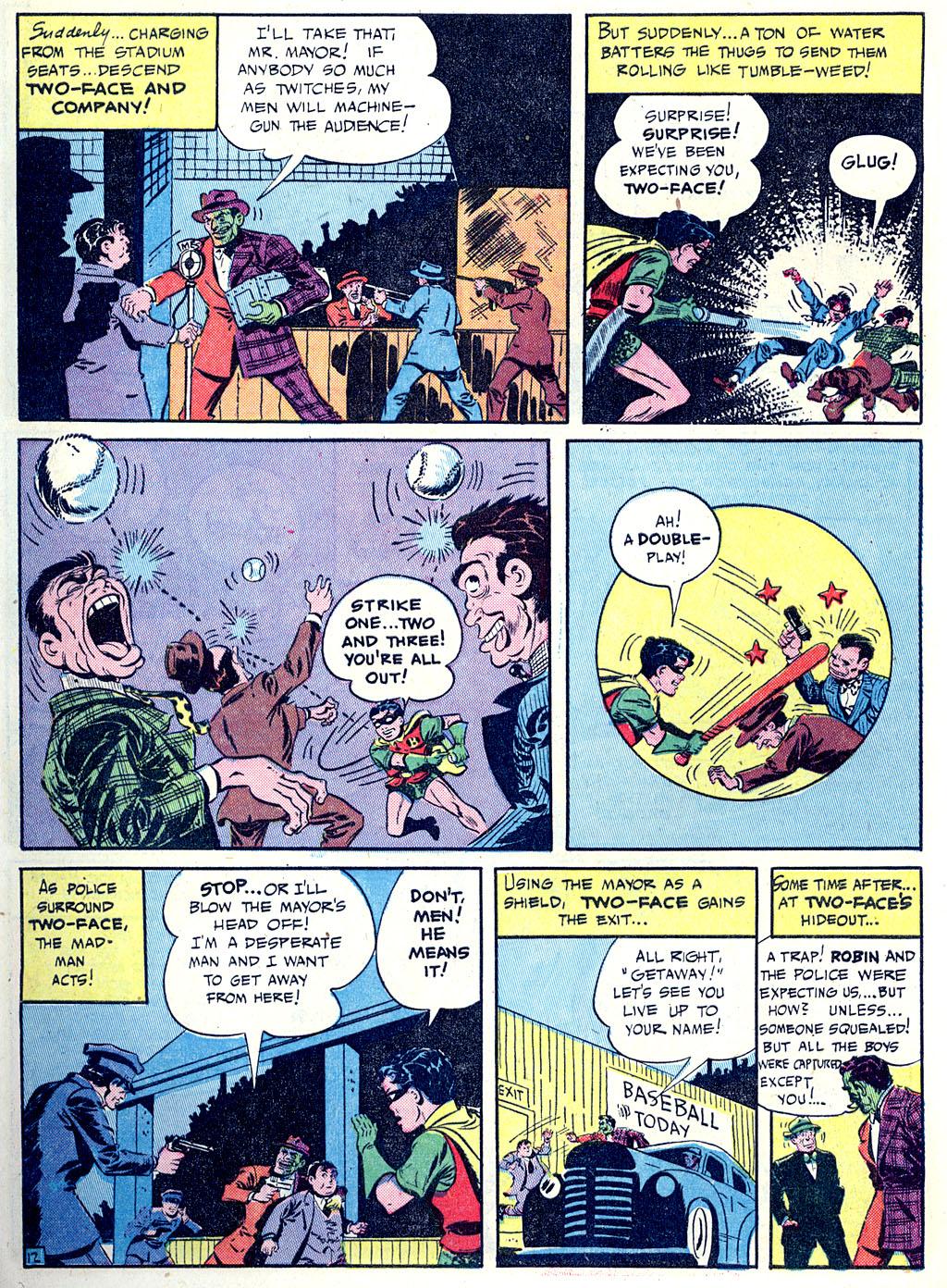 Read online Detective Comics (1937) comic -  Issue #68 - 14