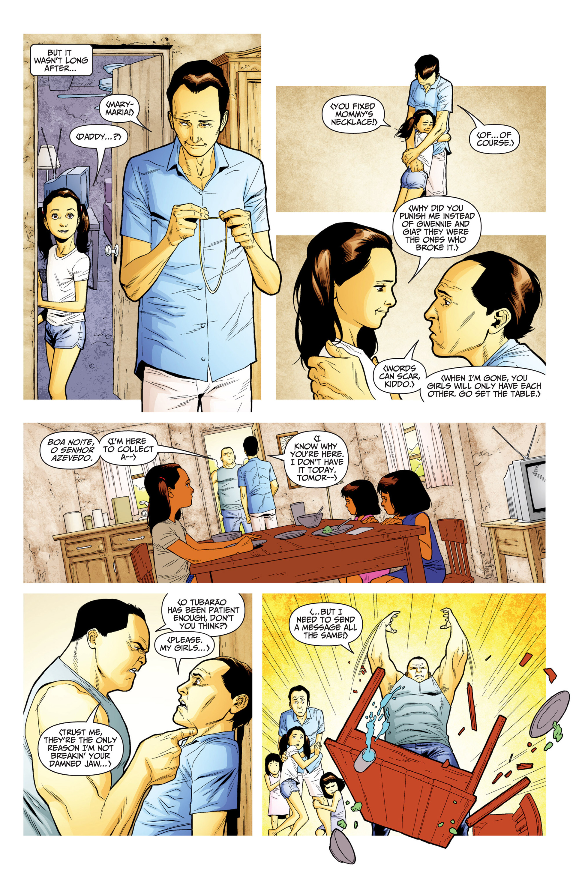 Read online Archer and Armstrong comic -  Issue #24 - 9