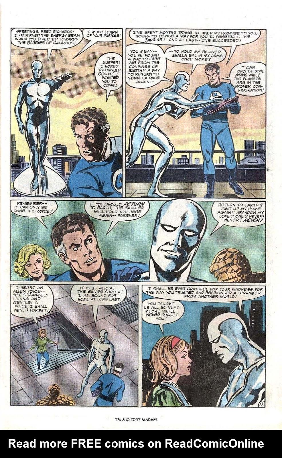 Silver Surfer (1982) Full #1 - English 15