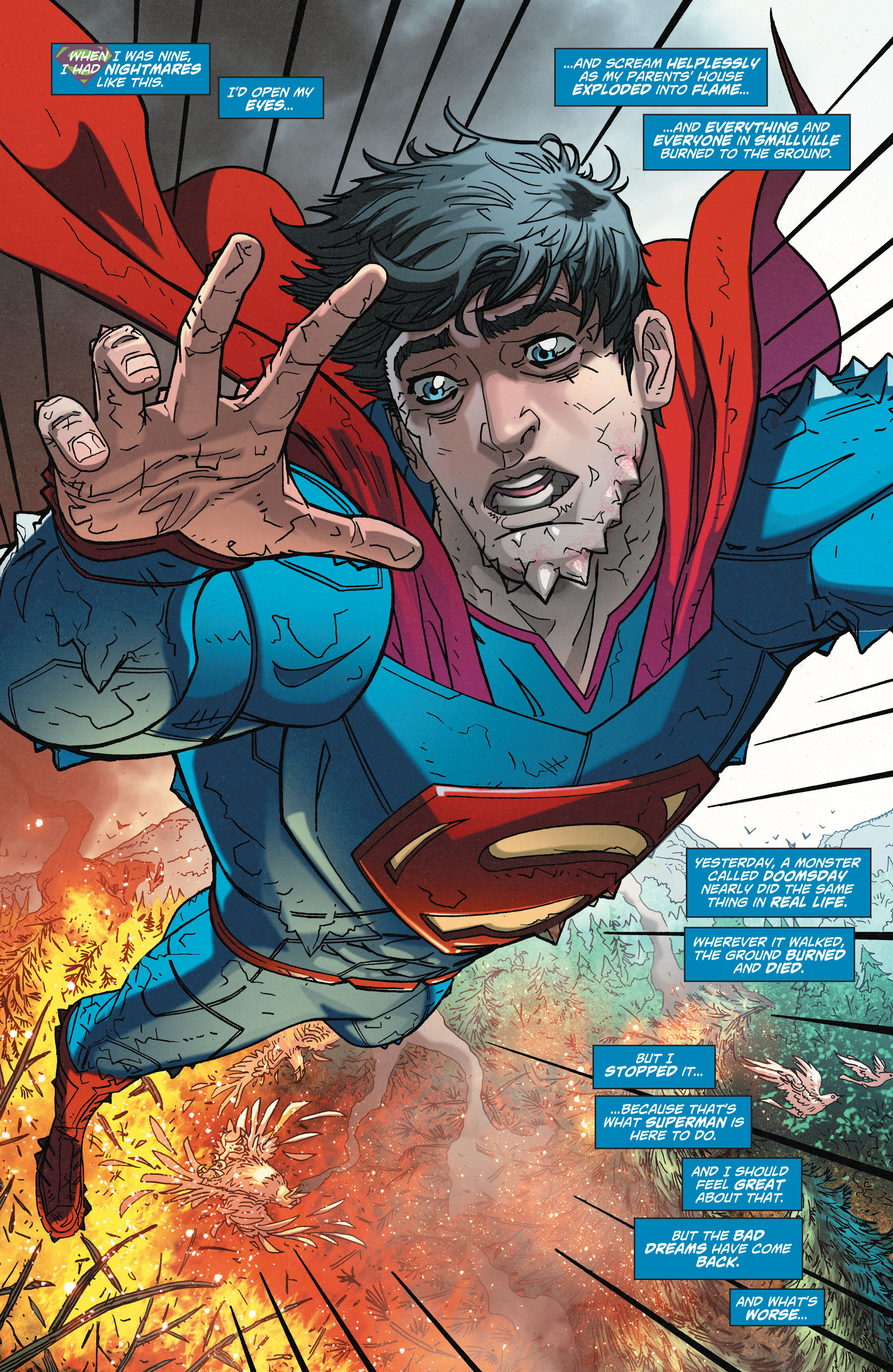 Read online Action Comics (2011) comic -  Issue #32 - 4
