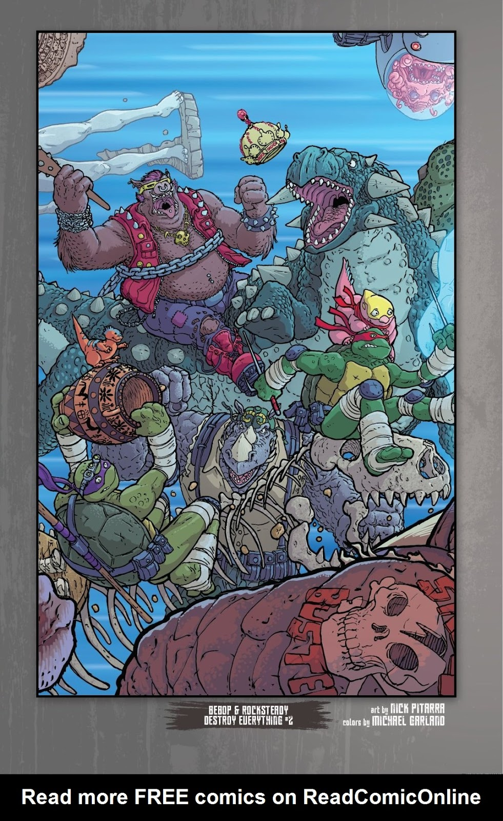 Read online Teenage Mutant Ninja Turtles: The IDW Collection comic -  Issue # TPB 8 (Part 1) - 28