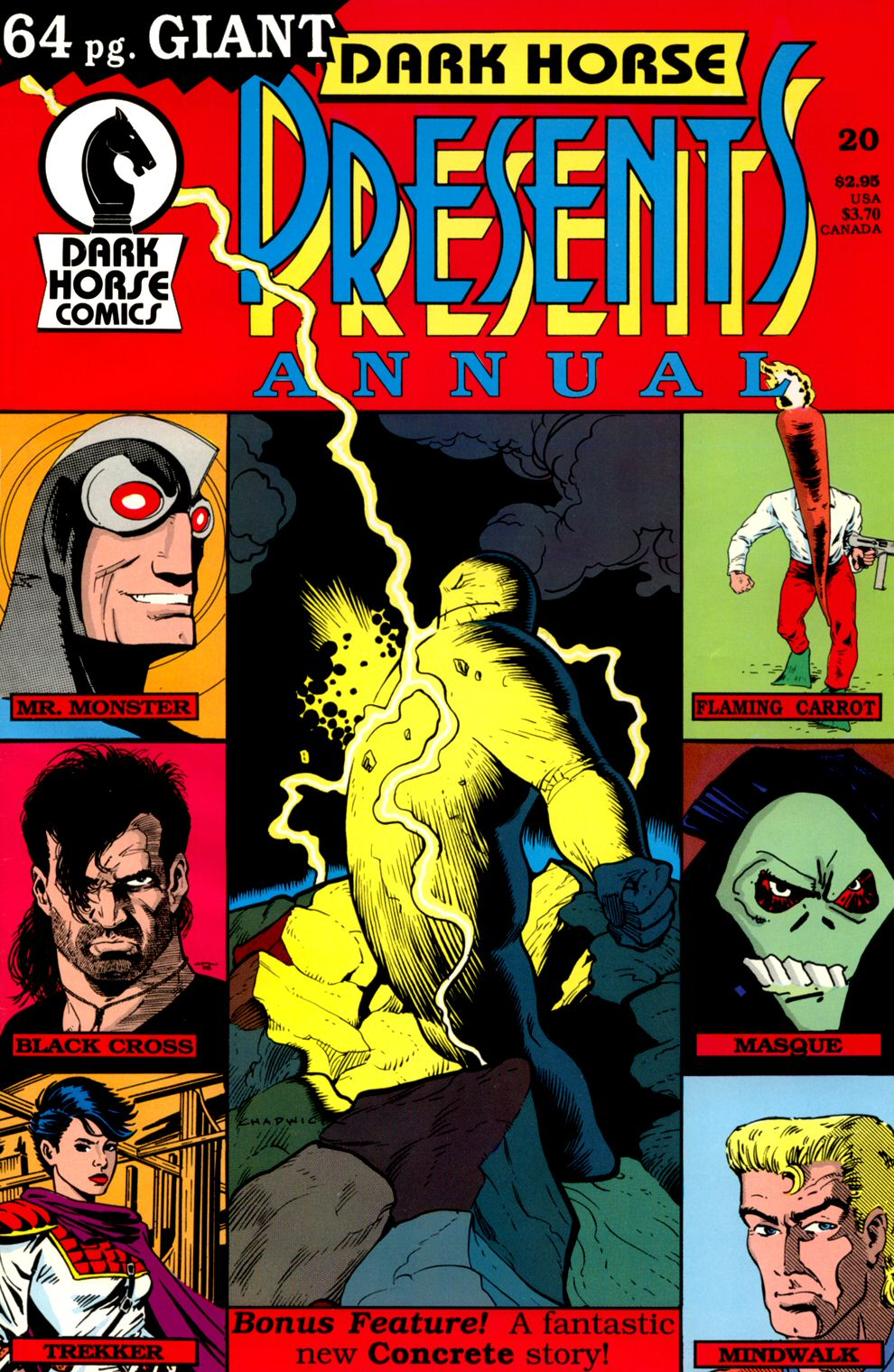 Dark Horse Presents (1986) issue 20 - Page 1