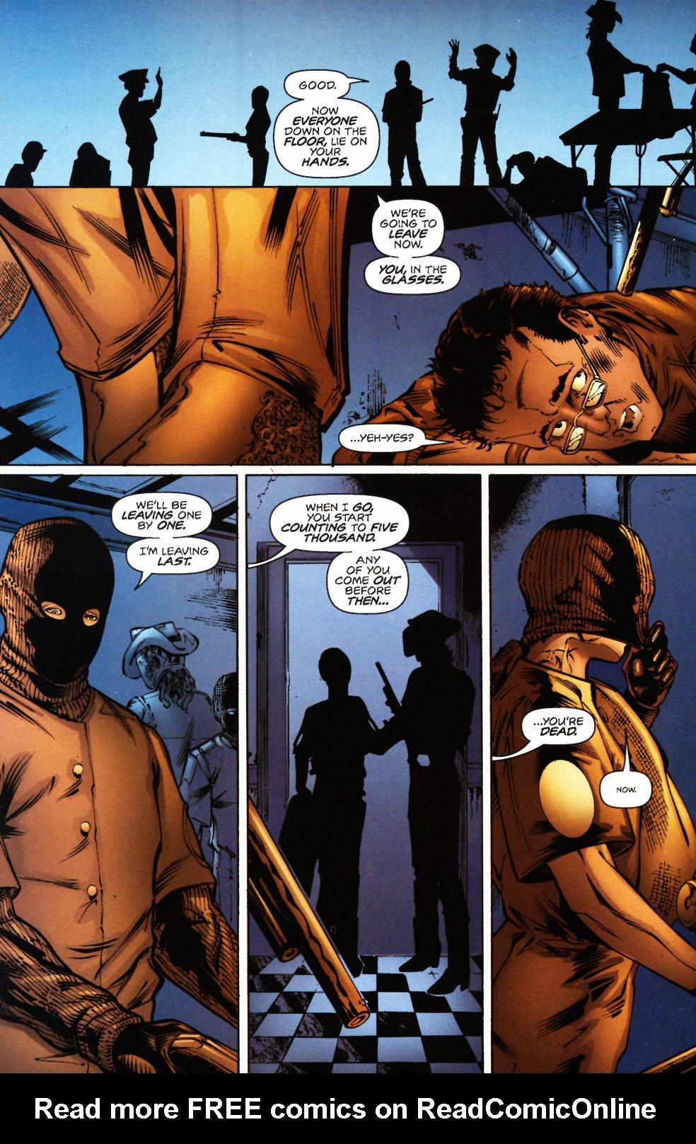Read online Felon comic -  Issue #3 - 17