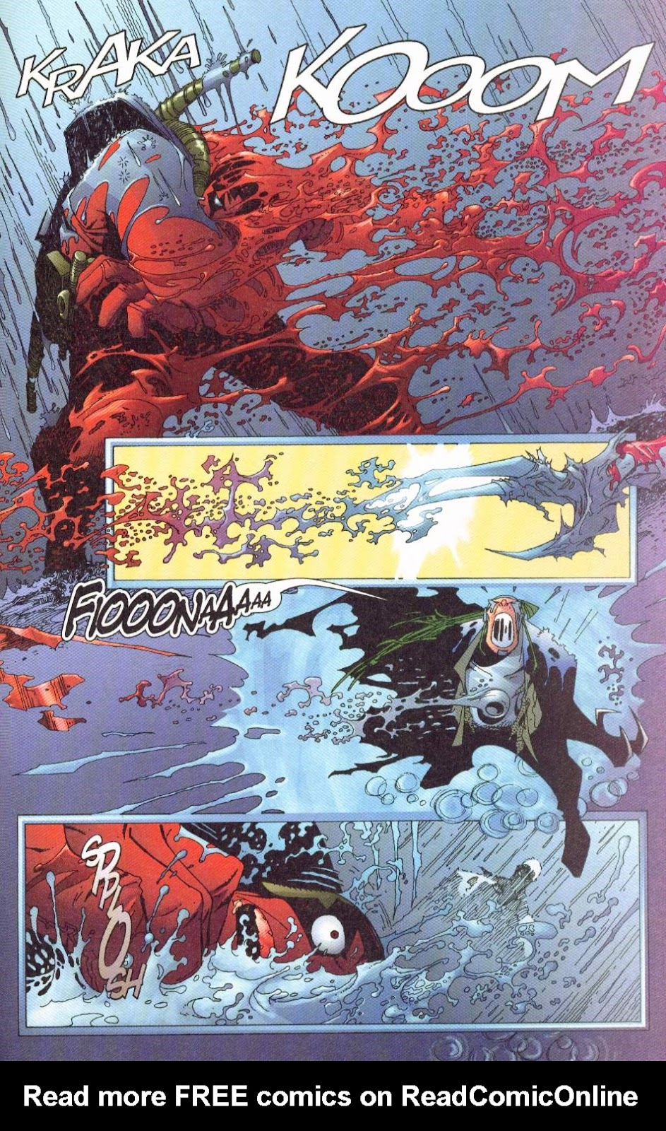 Wildcats (1999) Issue #7 #8 - English 22