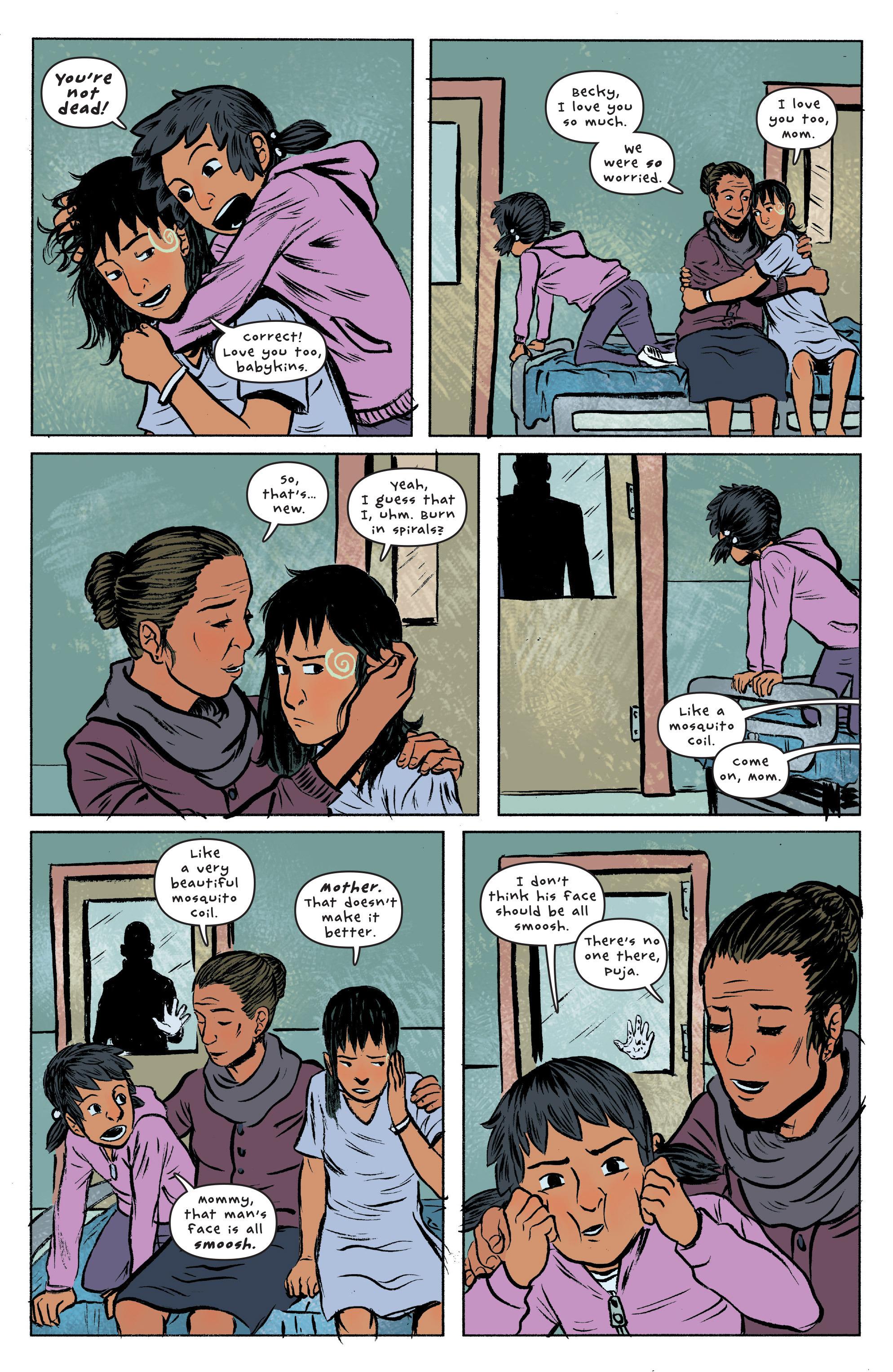Read online UFOlogy comic -  Issue #2 - 20