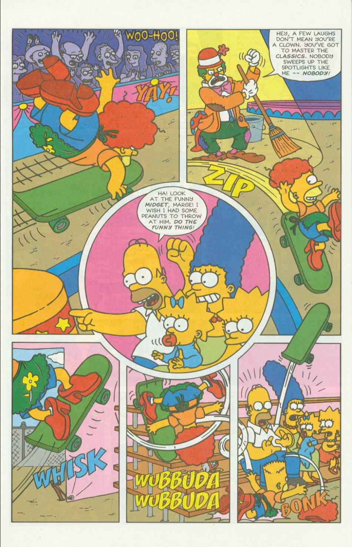Read online Simpsons Comics comic -  Issue #7 - 15