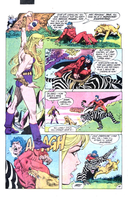Read online Amethyst, Princess of Gemworld comic -  Issue #2 - 20