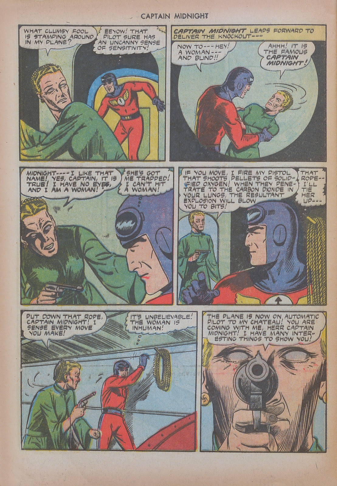Captain Midnight (1942) issue 20 - Page 44