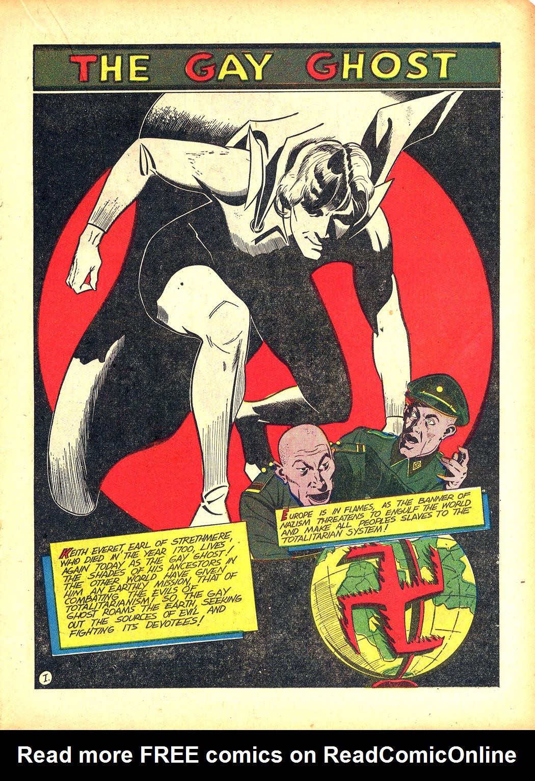 Read online Sensation (Mystery) Comics comic -  Issue #5 - 37