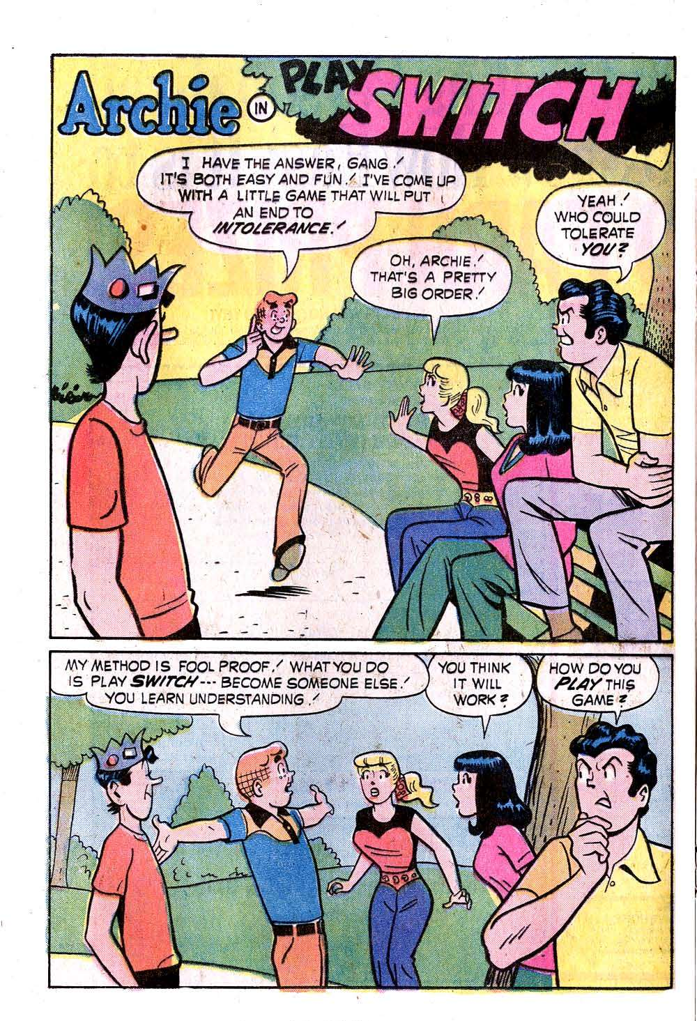 Read online Archie (1960) comic -  Issue #237 - 20