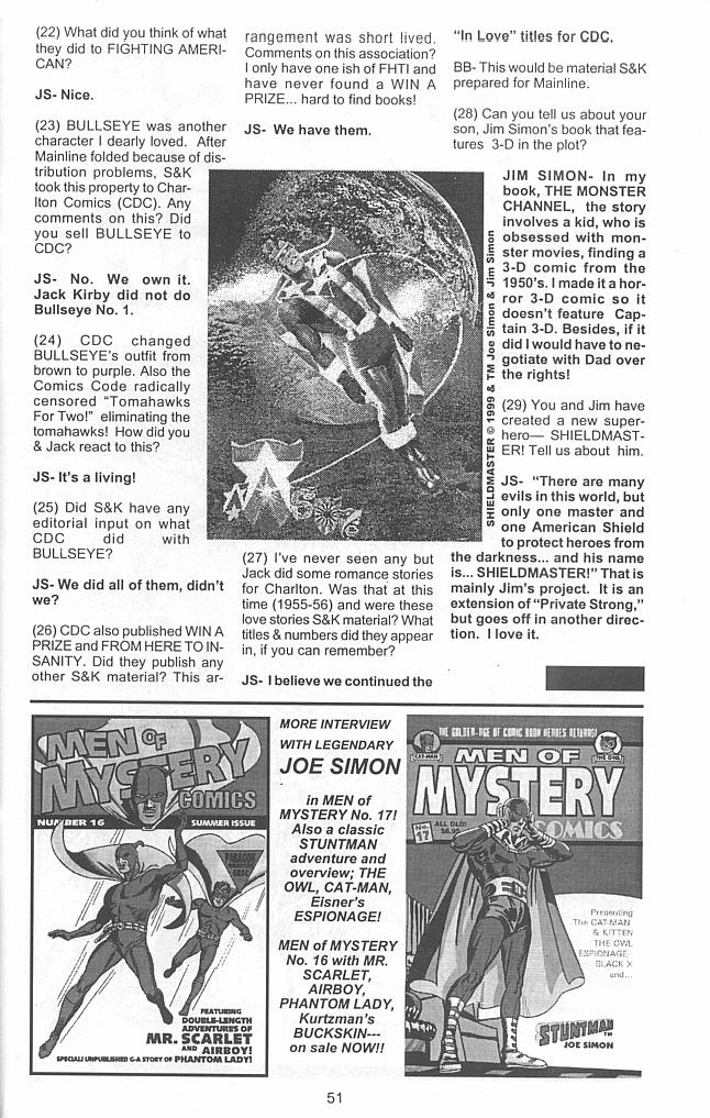 Read online Golden-Age Men of Mystery comic -  Issue #15 - 58
