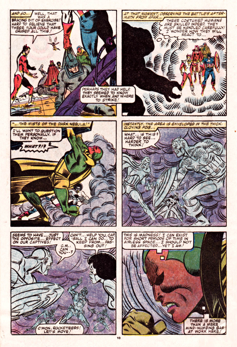 The Avengers (1963) 244 Page 10