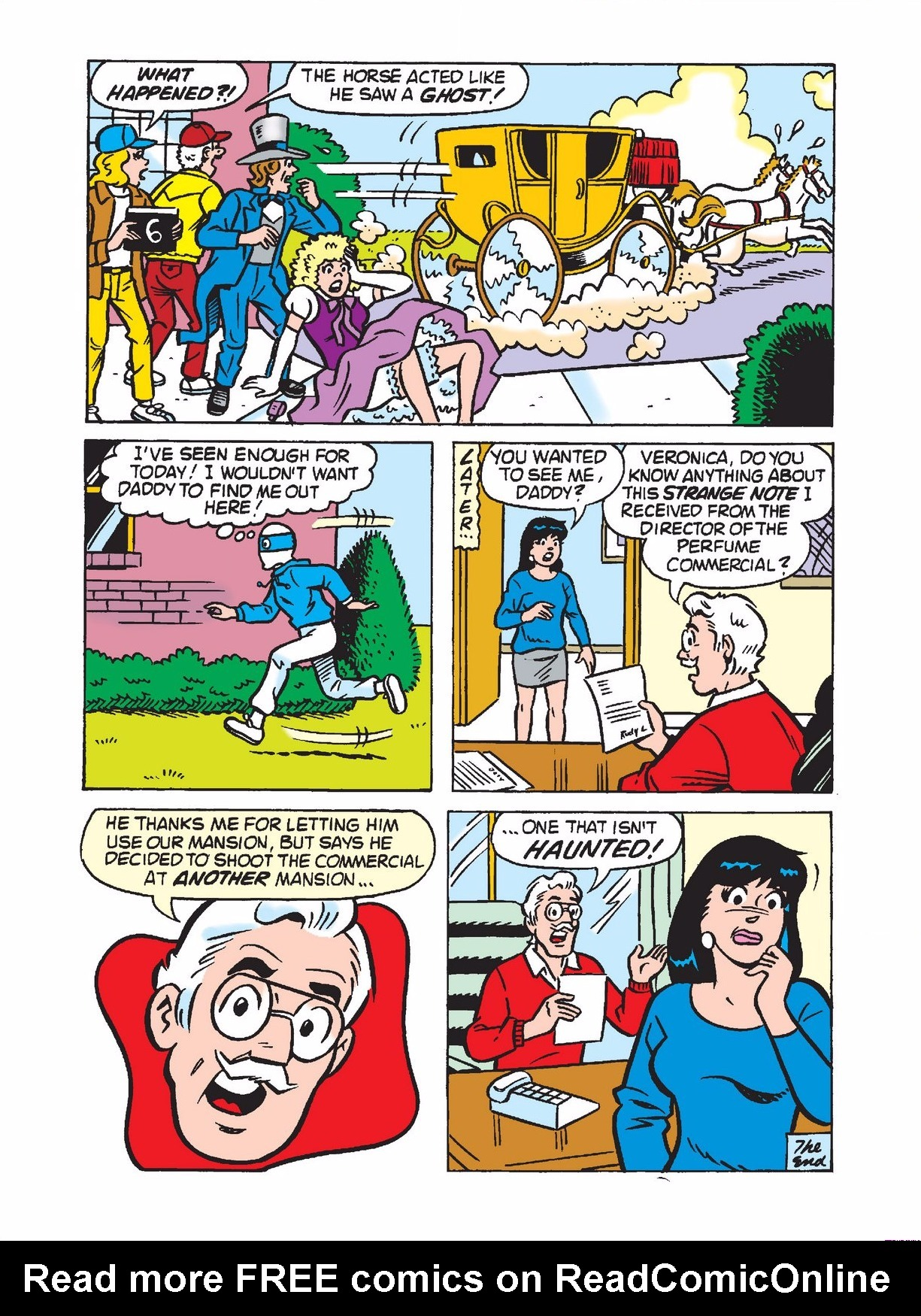 Read online Archie 1000 Page Comics Bonanza comic -  Issue #3 (Part 2) - 112