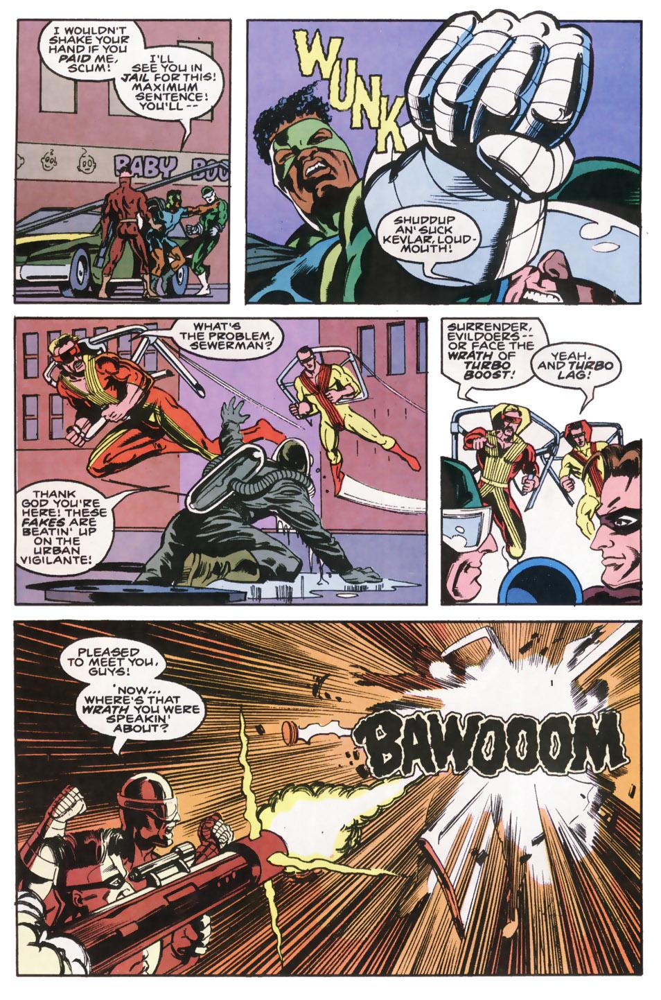 Read online Robocop (1990) comic -  Issue #10 - 16