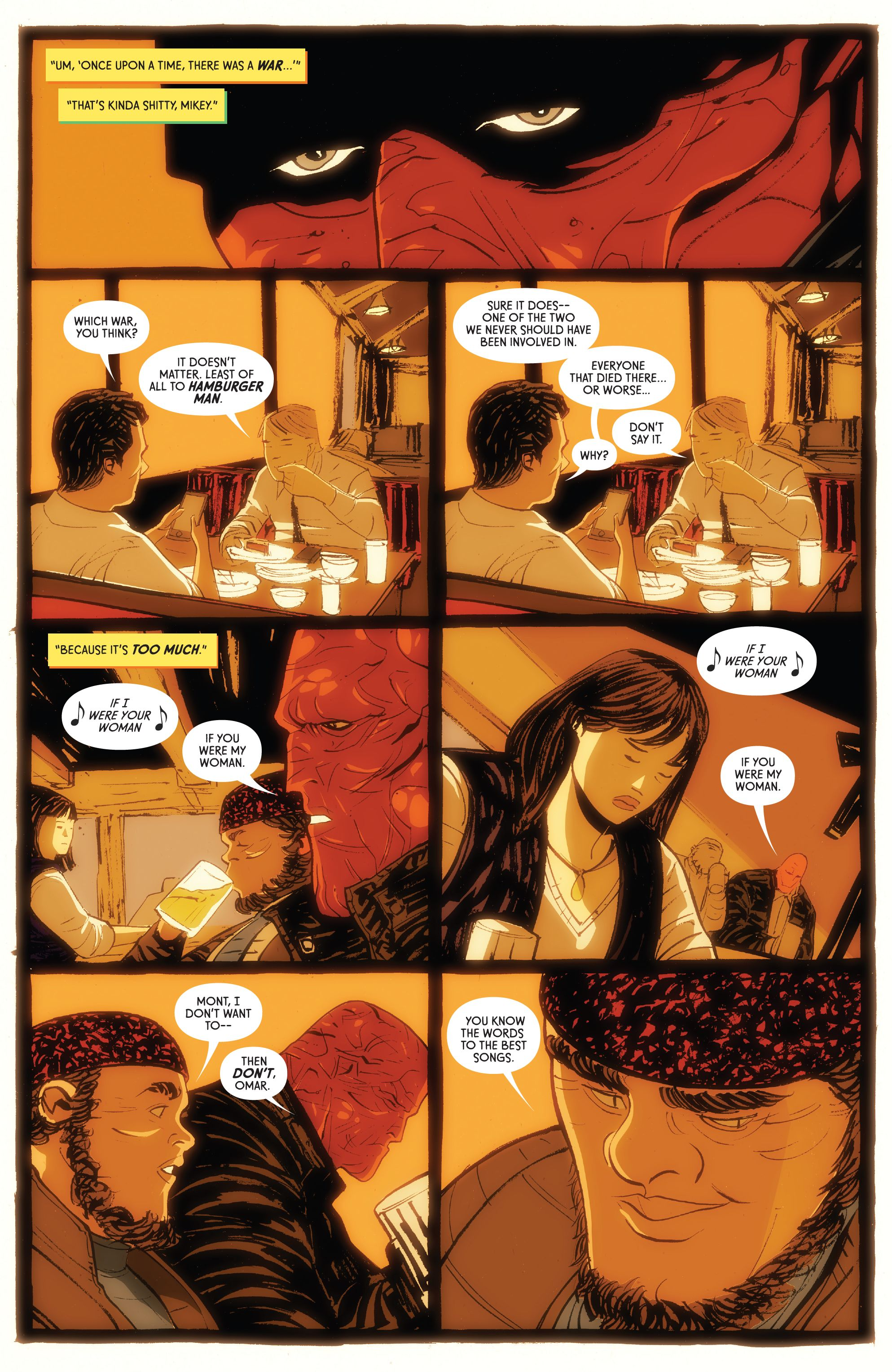 Read online American Monster comic -  Issue #6 - 16