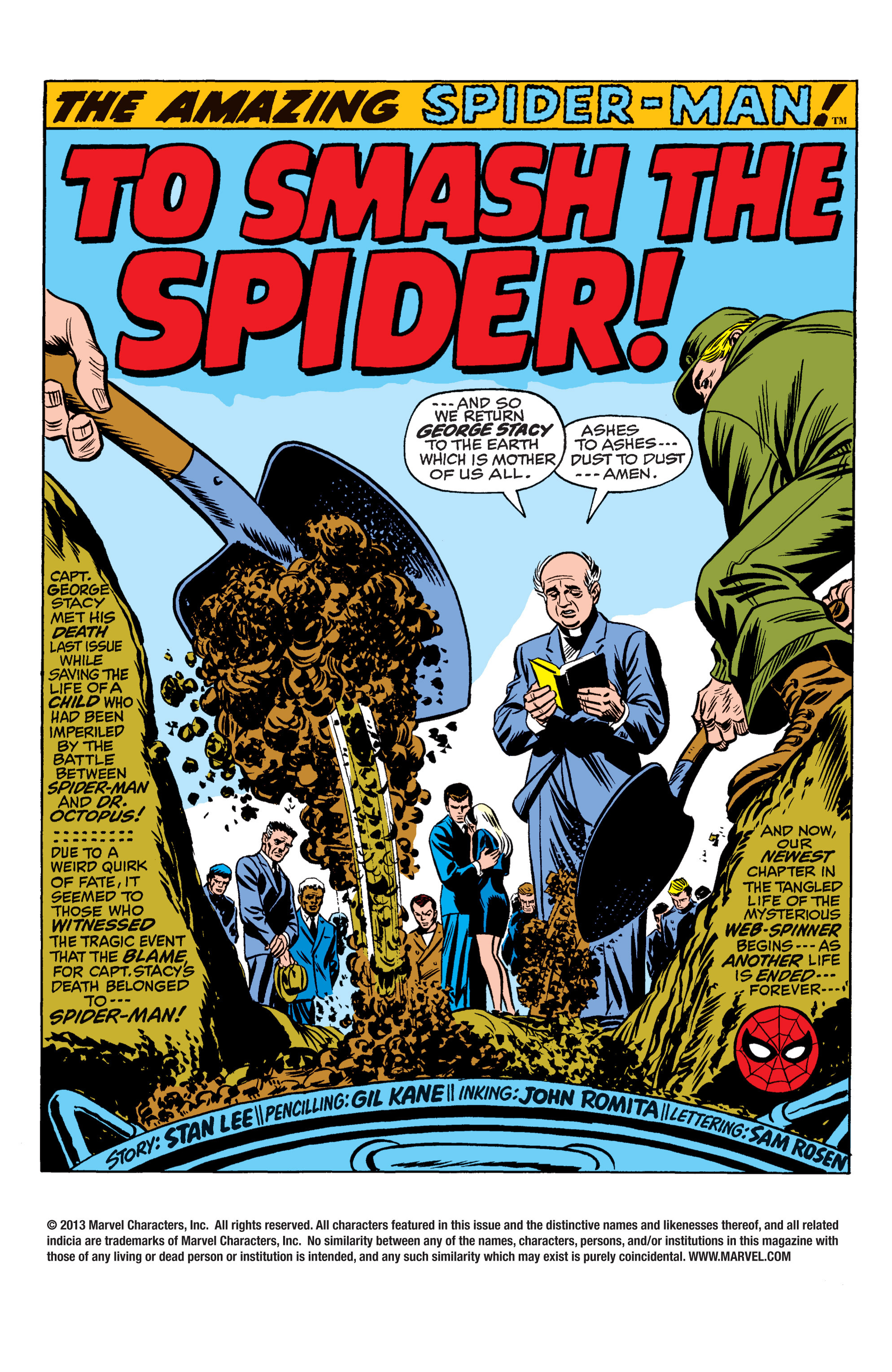 The Amazing Spider-Man (1963) 91 Page 1