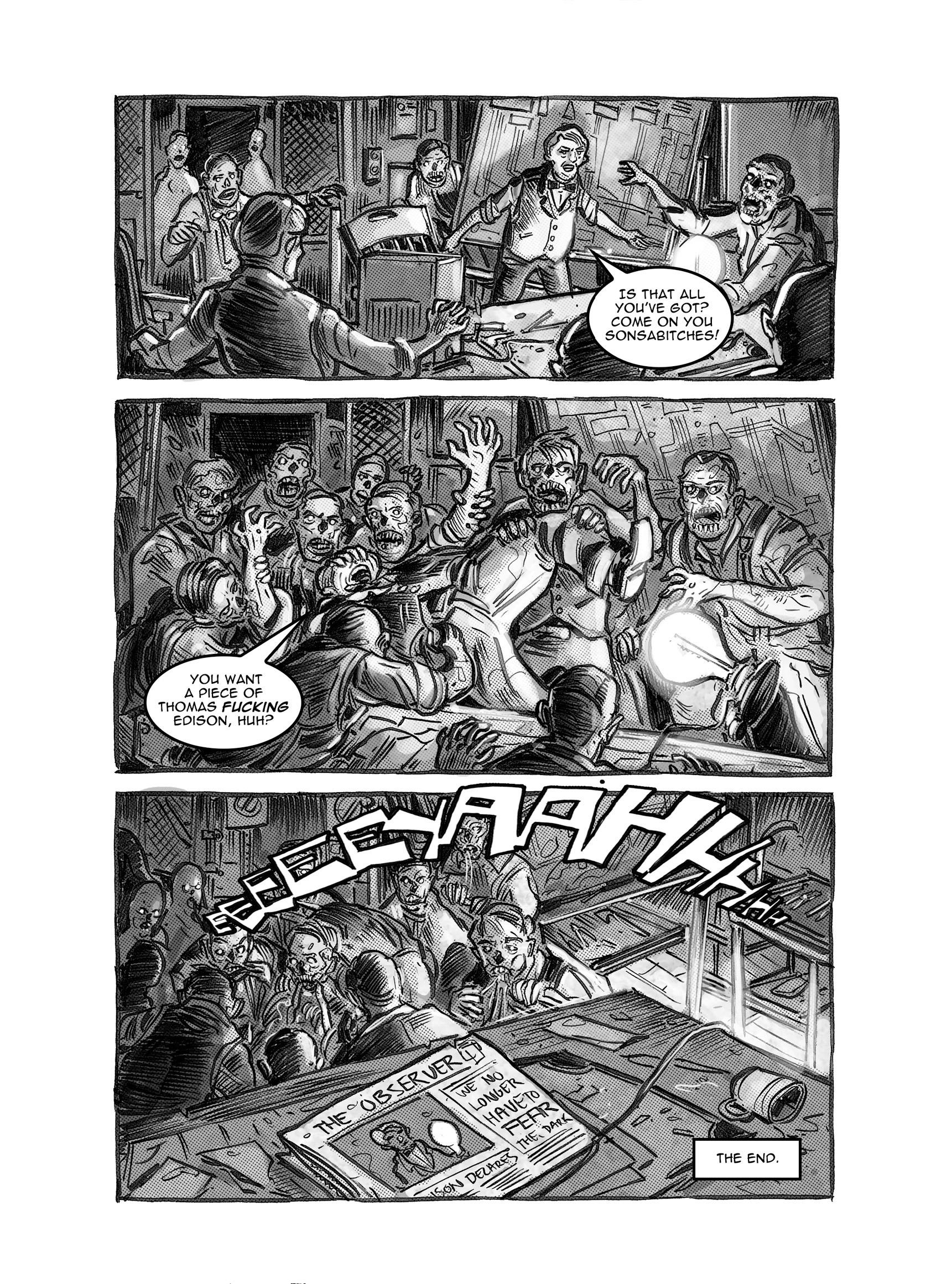 Read online FUBAR comic -  Issue #3 - 187
