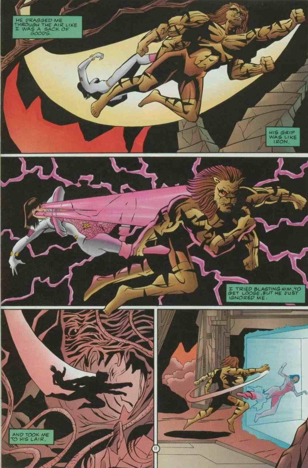 Read online Ultraverse Premiere comic -  Issue #7 - 23