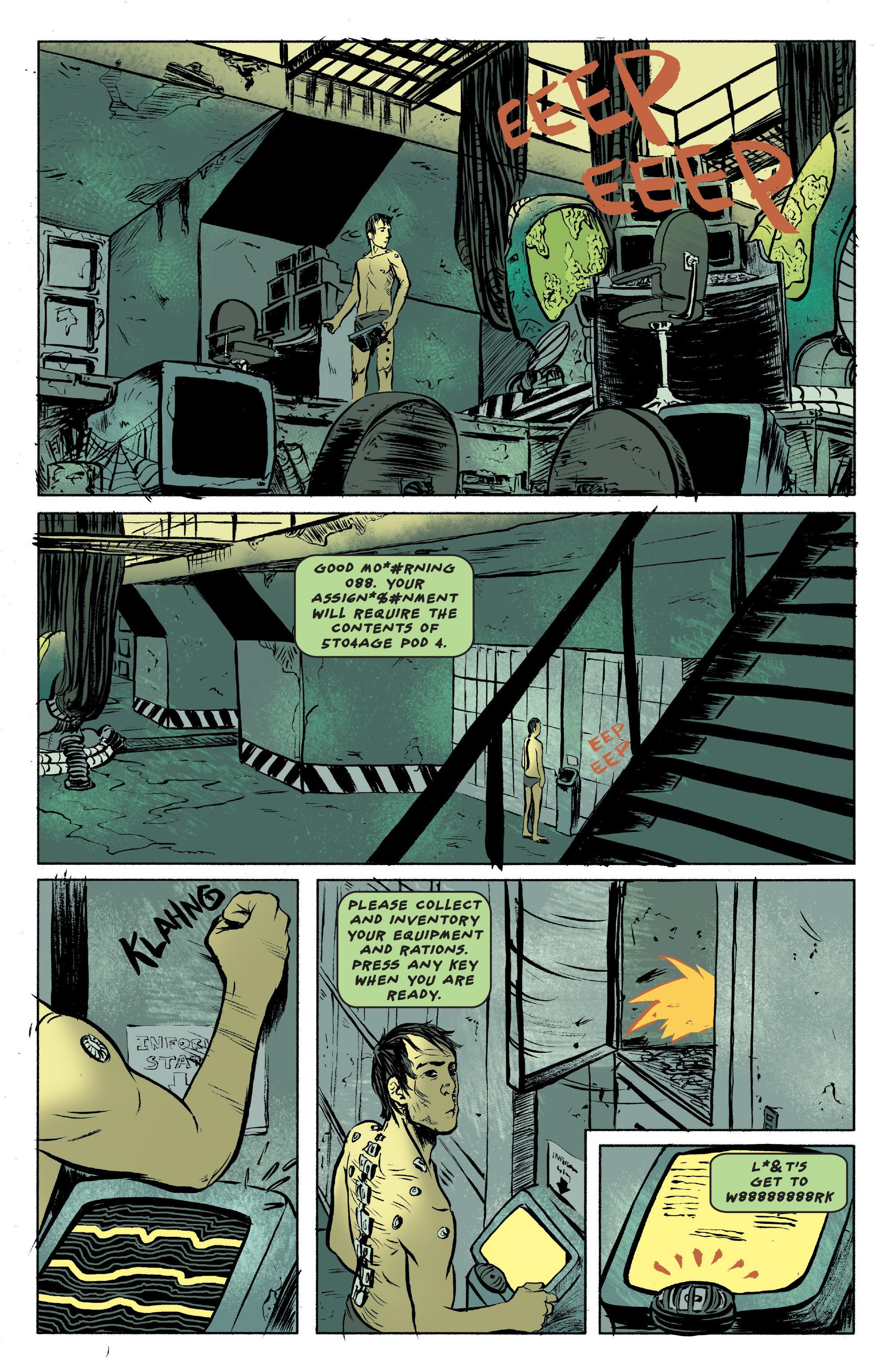 Read online UFOlogy comic -  Issue #2 - 6