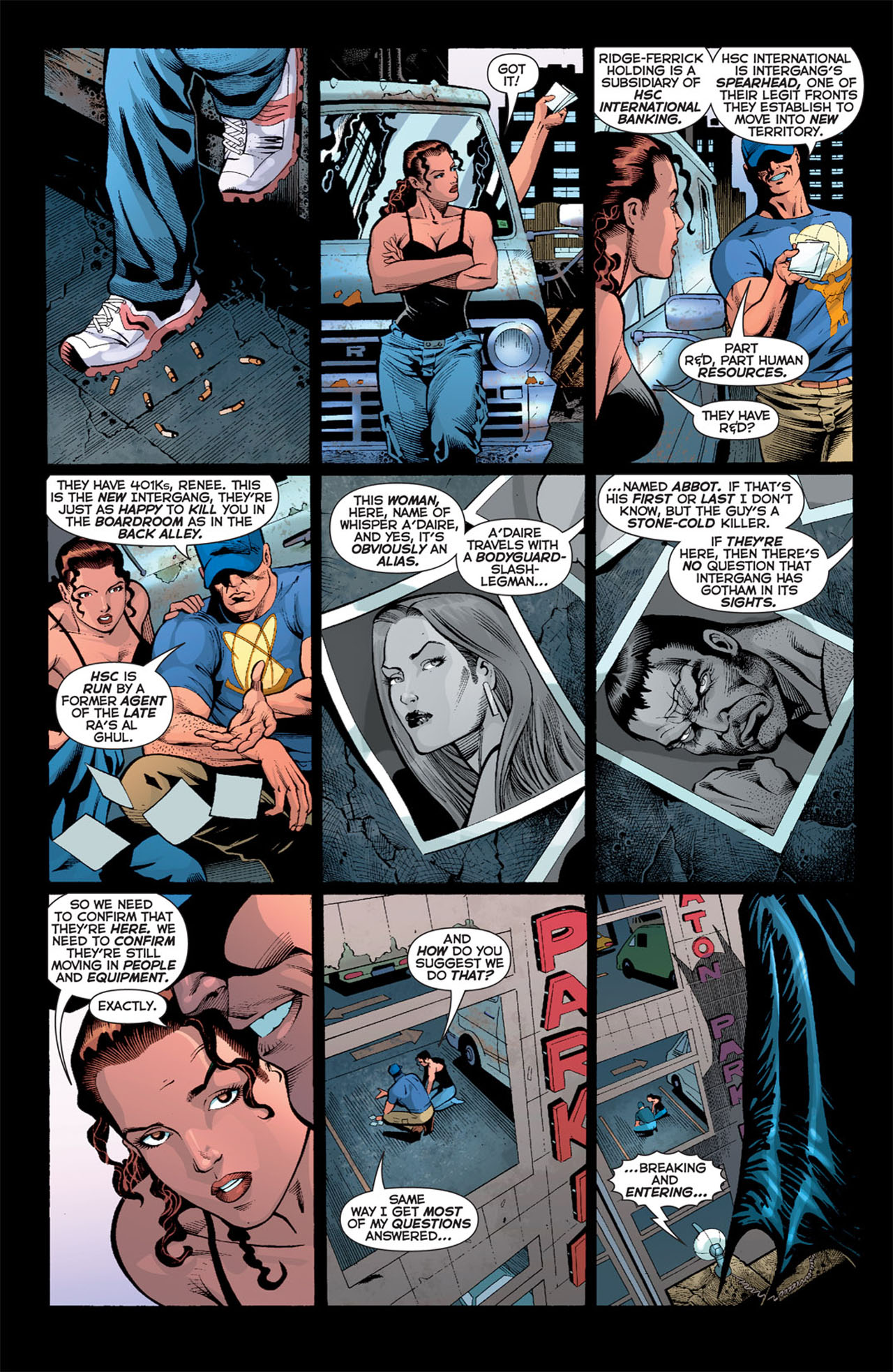 Read online 52 comic -  Issue #11 - 11