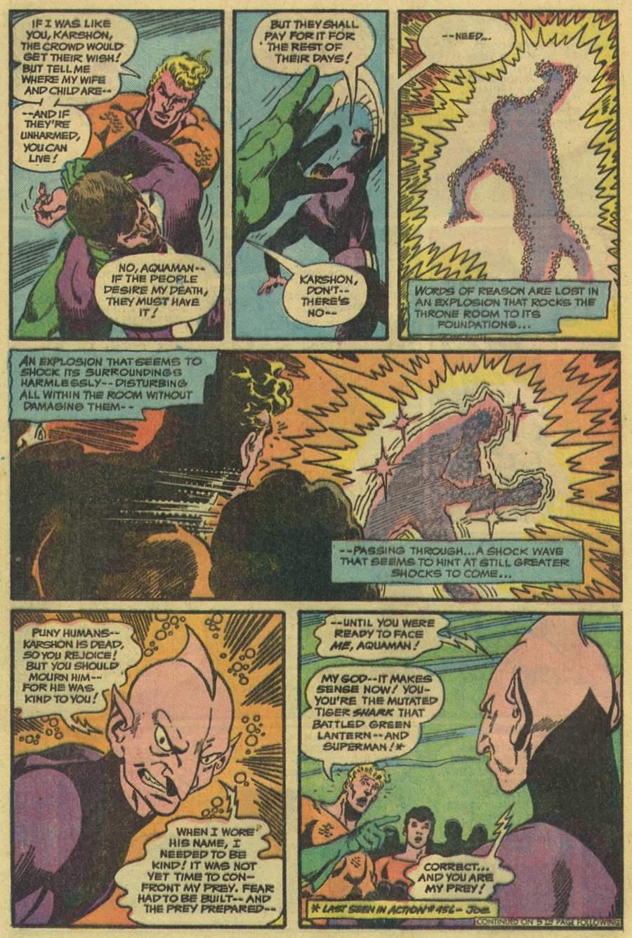 Read online Adventure Comics (1938) comic -  Issue #448 - 16