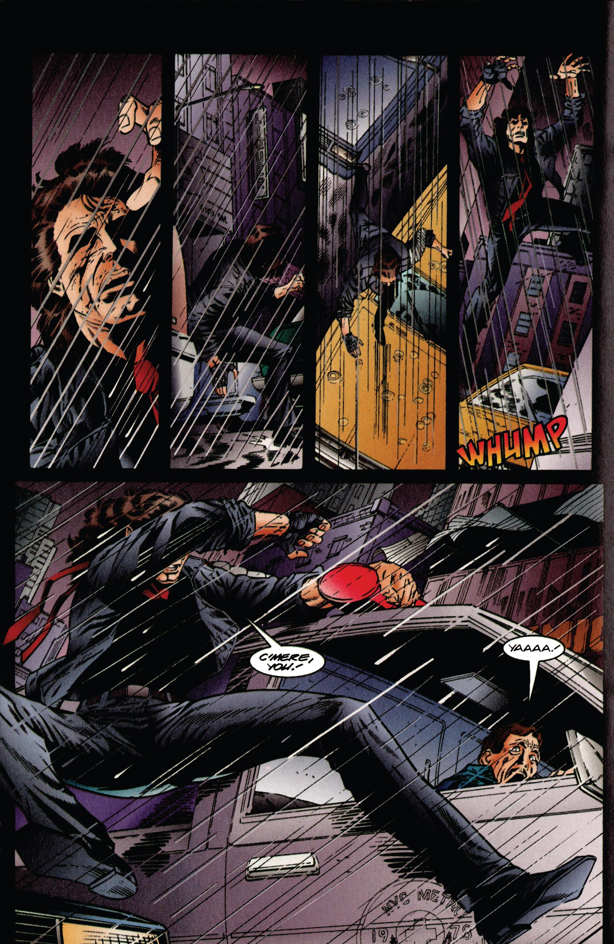 Read online Eternal Warrior (1992) comic -  Issue #39 - 14