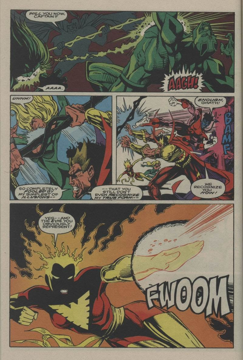 Excalibur (1988) issue Annual 1 - Page 32