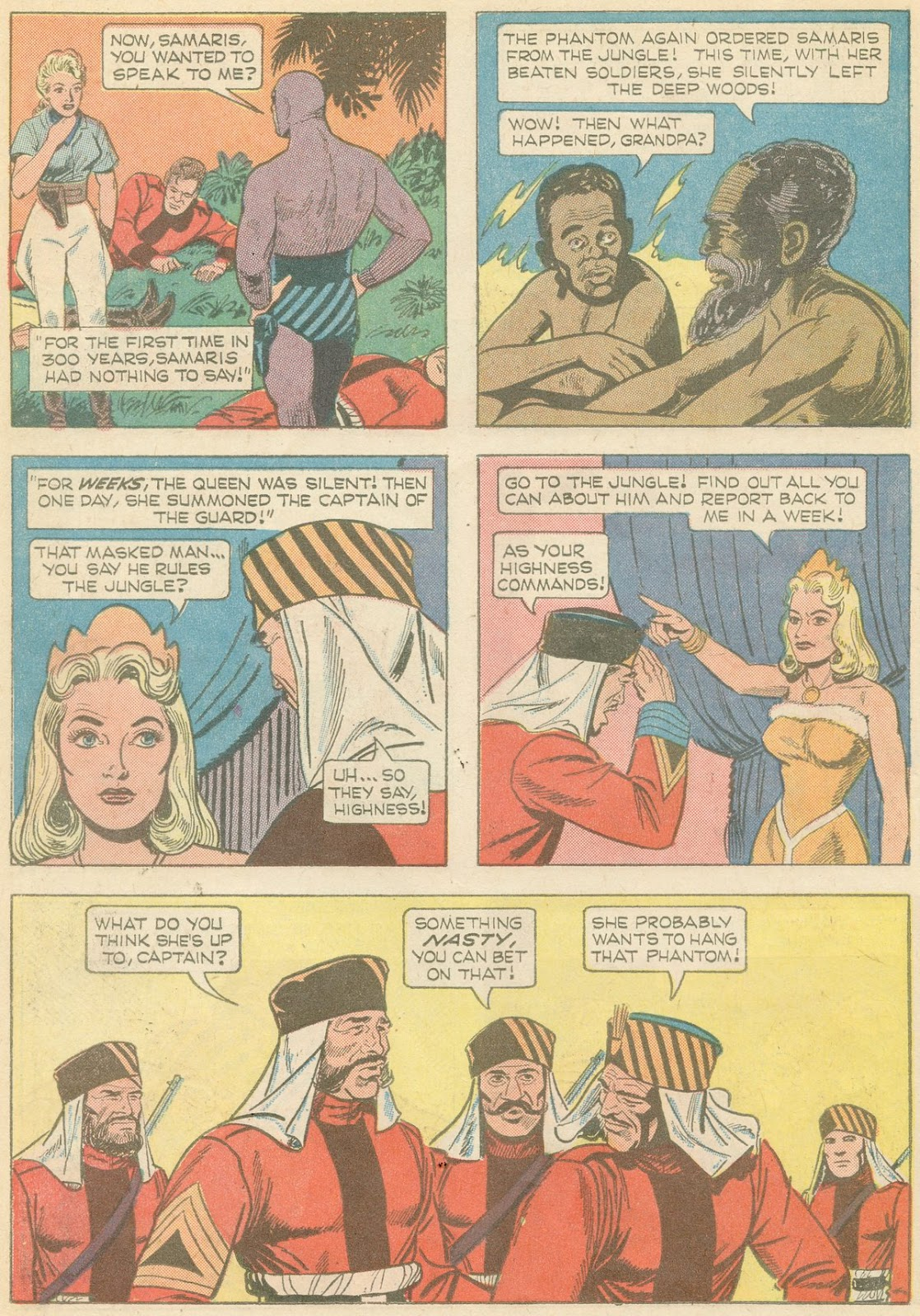 The Phantom (1962) issue 17 - Page 14