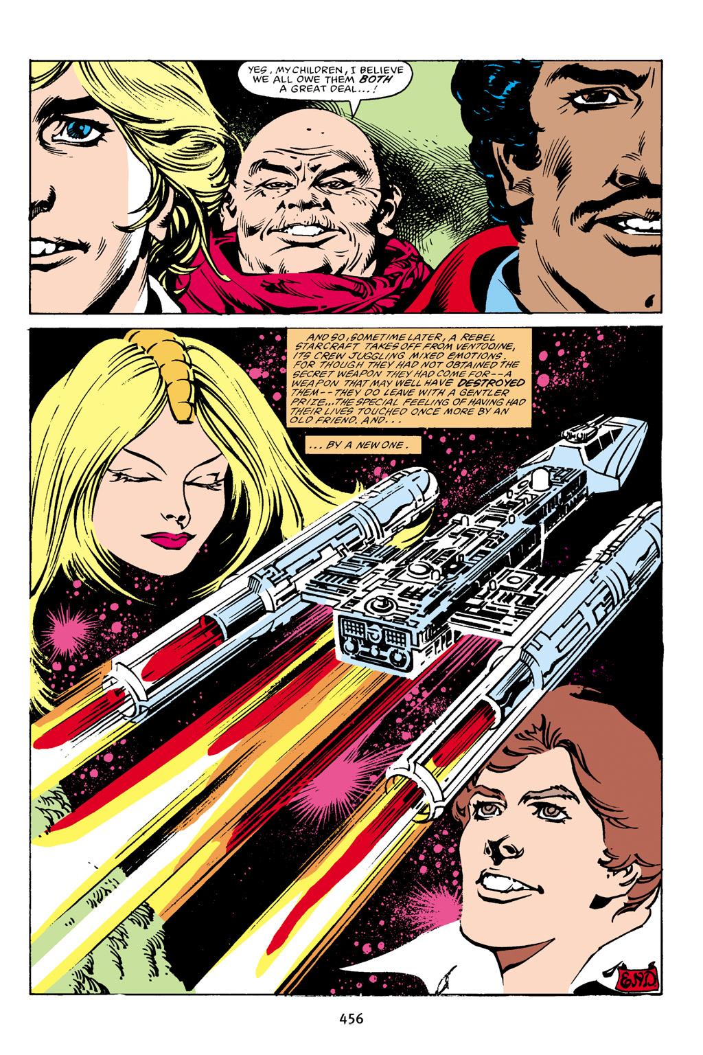 Read online Star Wars Omnibus comic -  Issue # Vol. 16 - 448