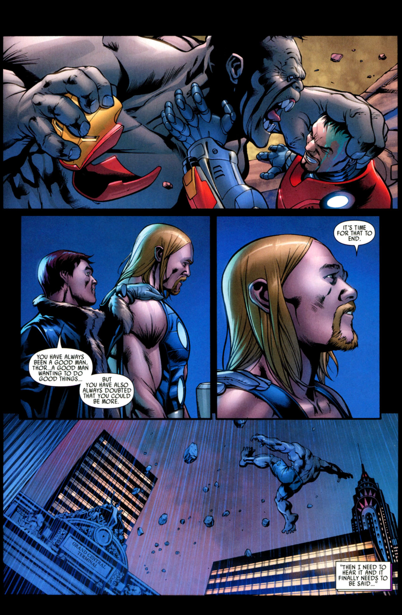 Read online Ultimate Thor comic -  Issue #4 - 22