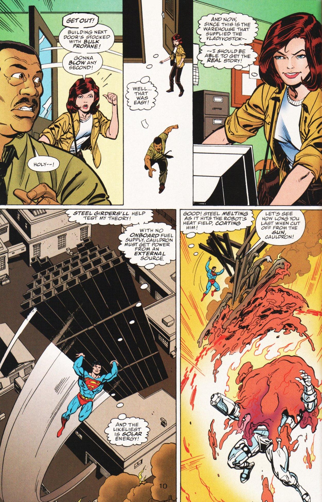 Action Comics (1938) 731 Page 12