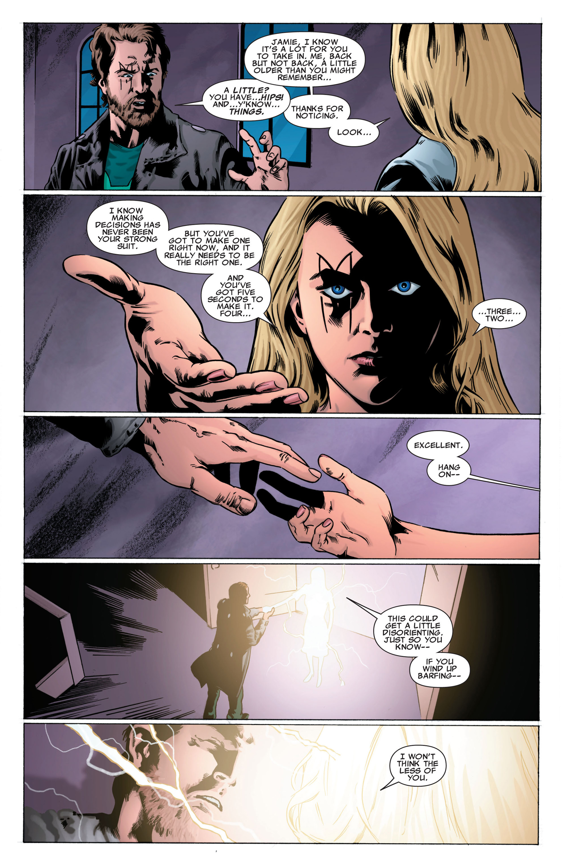 Read online X-Factor (2006) comic -  Issue #41 - 6