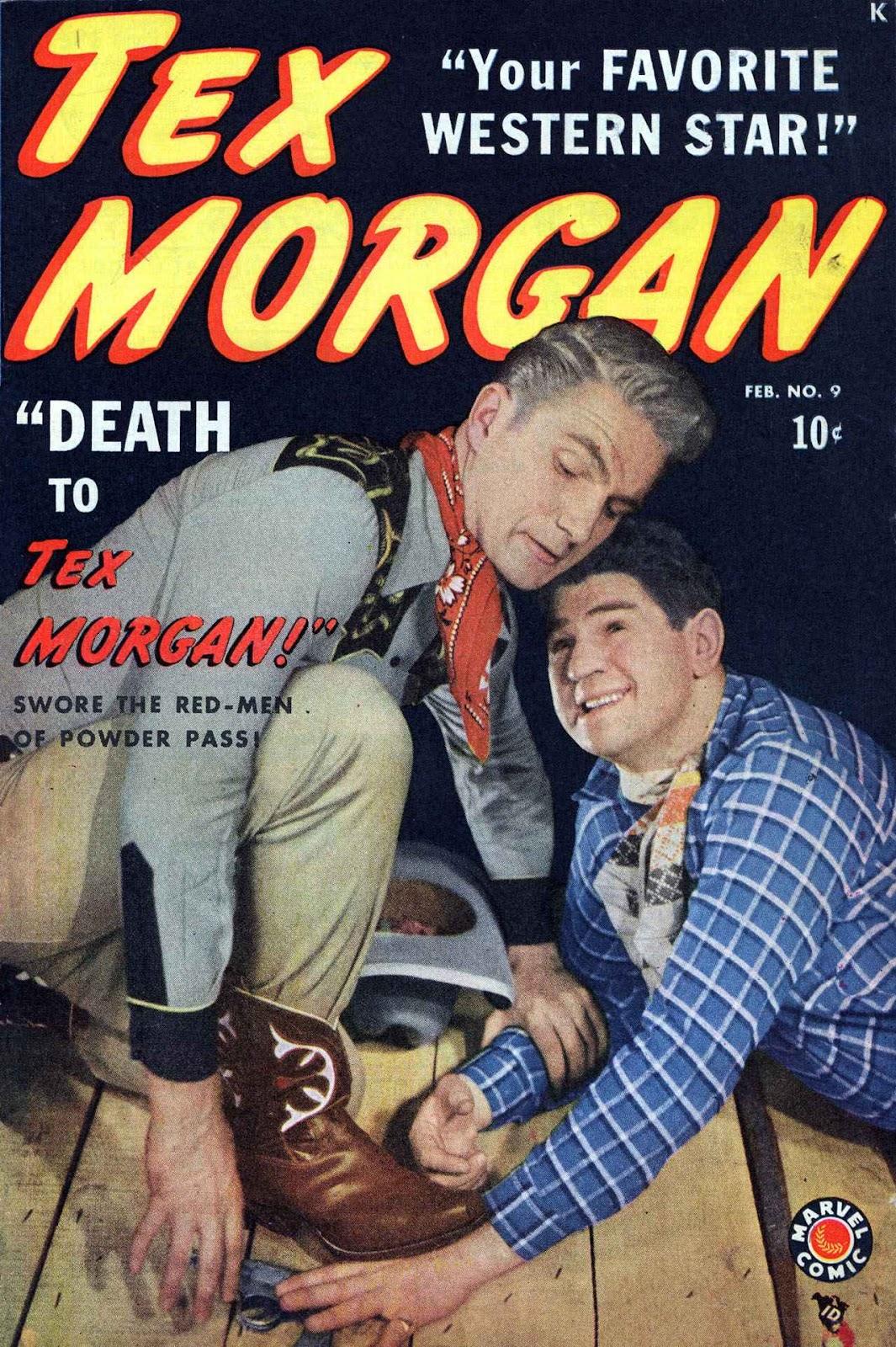 Tex Morgan issue 9 - Page 1