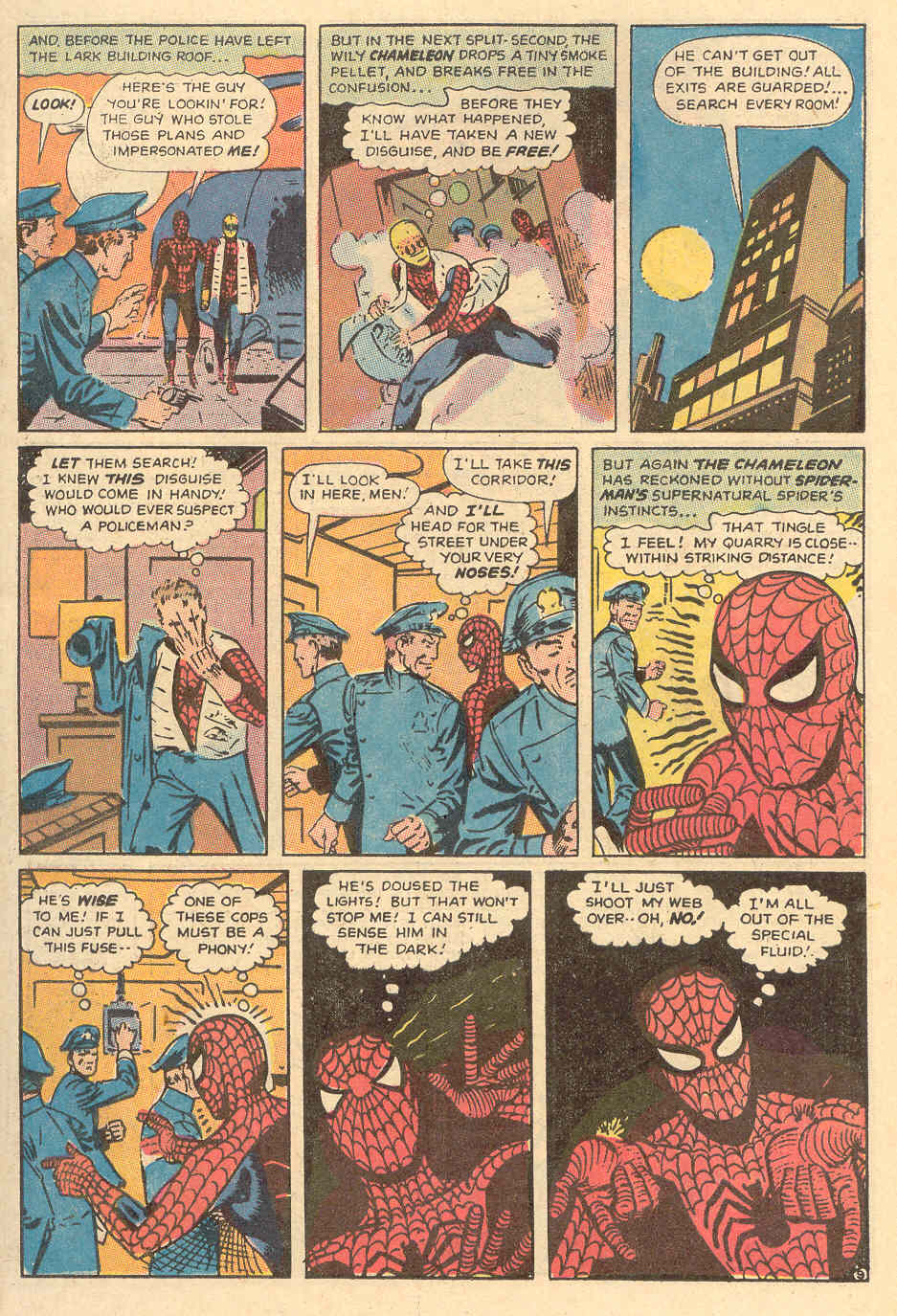 The Amazing Spider-Man (1963) _Annual_7 Page 9