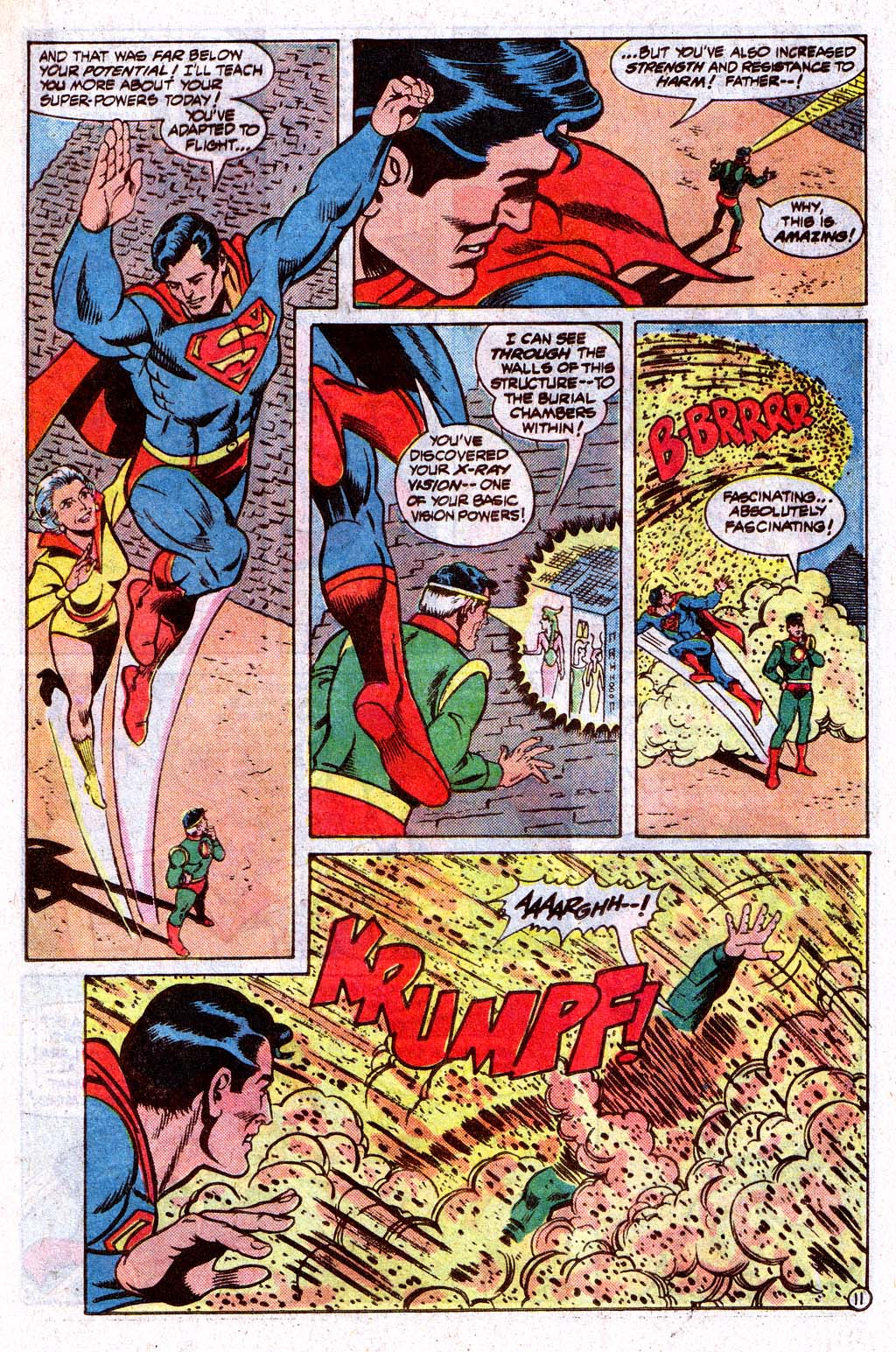 Read online Action Comics (1938) comic -  Issue #582 - 17