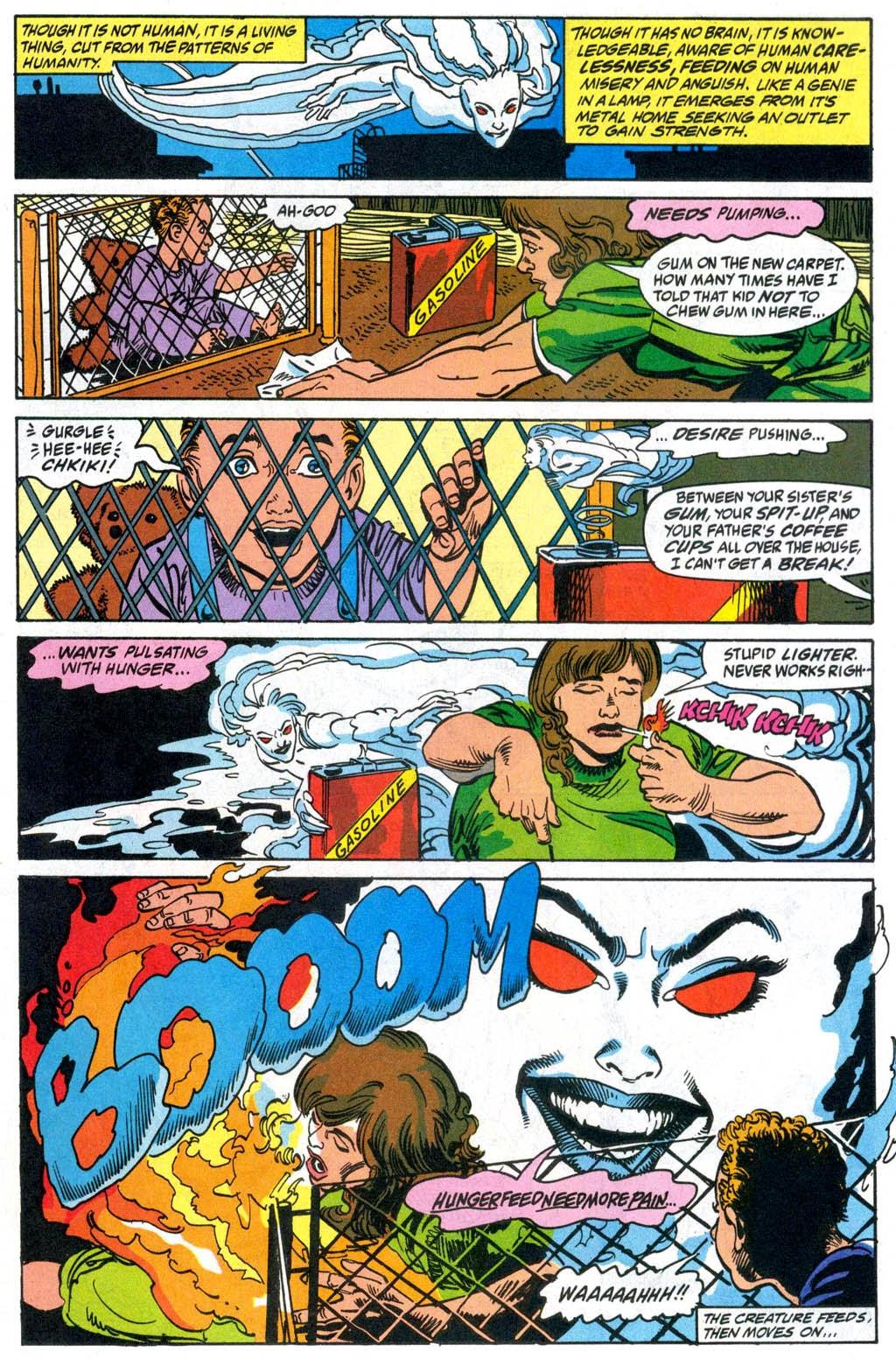 Read online Daredevil vs. Vapora comic -  Issue # Full - 9