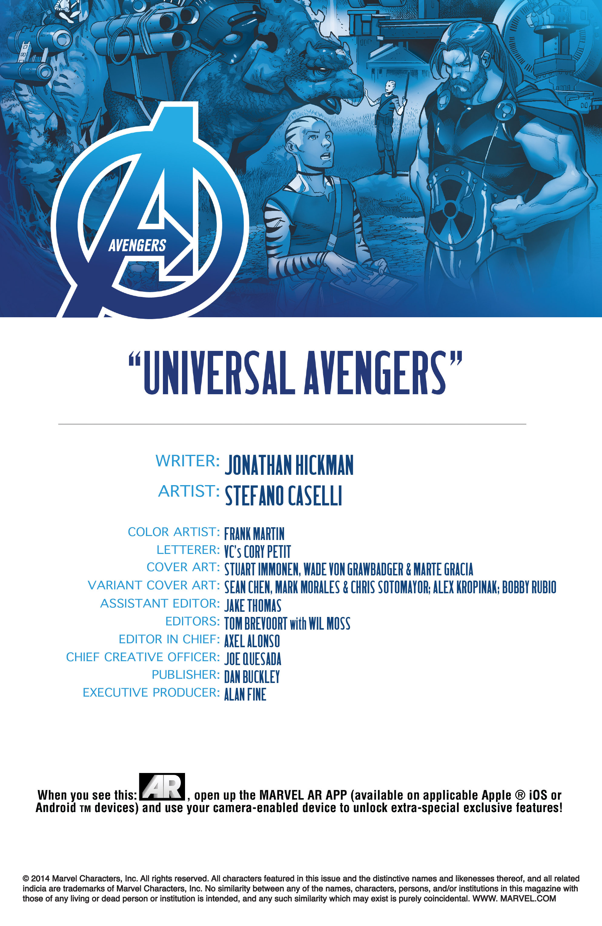 Read online Avengers (2013) comic -  Issue #36 - 3